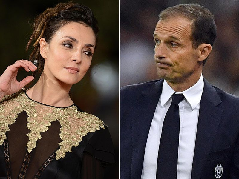 Ambra e Allegri: è già crisi tra l'attrice e l'allenatore della Juventus?
