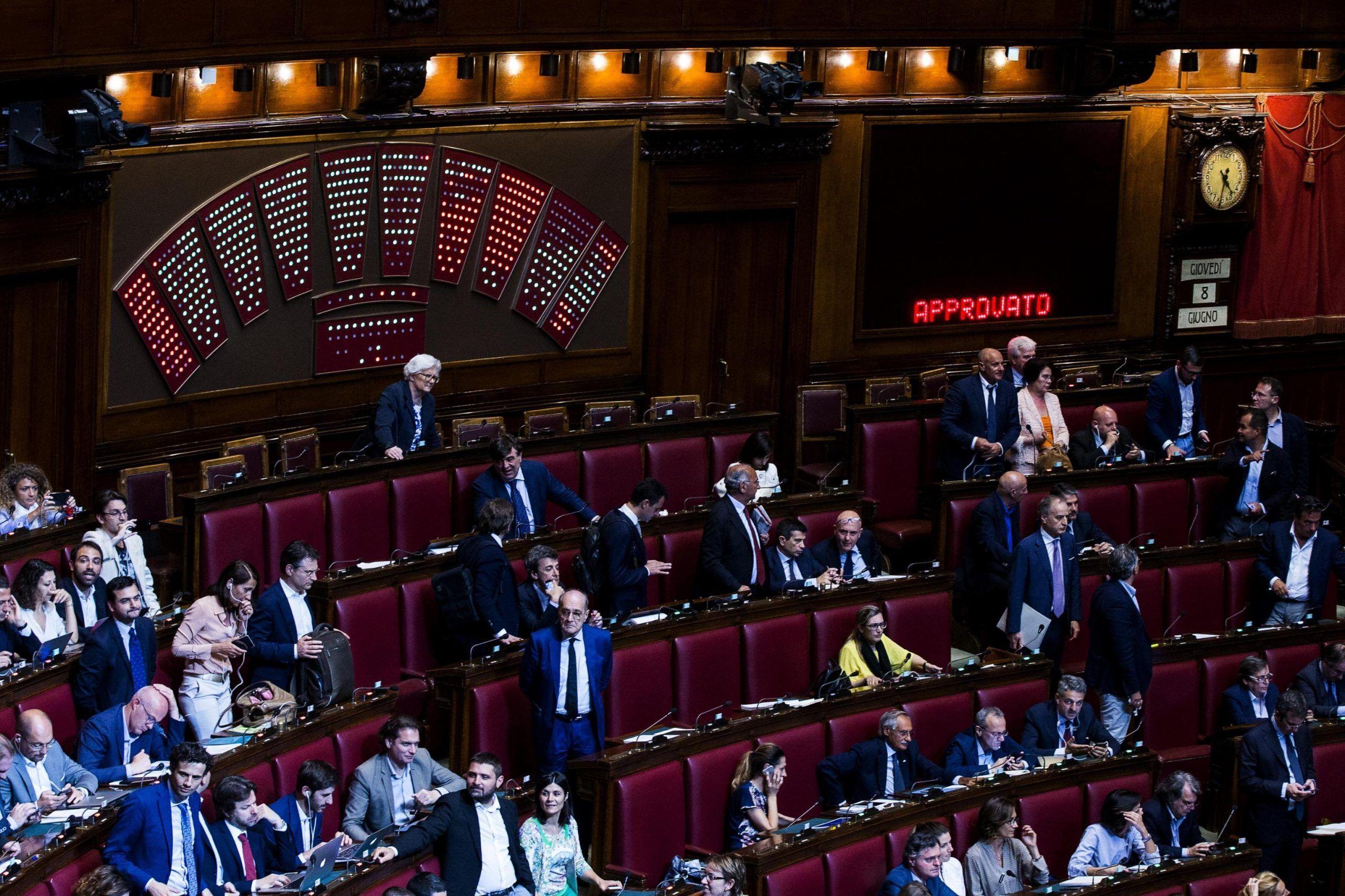 L.elettorale: franchi tiratori a segno in Aula Camera