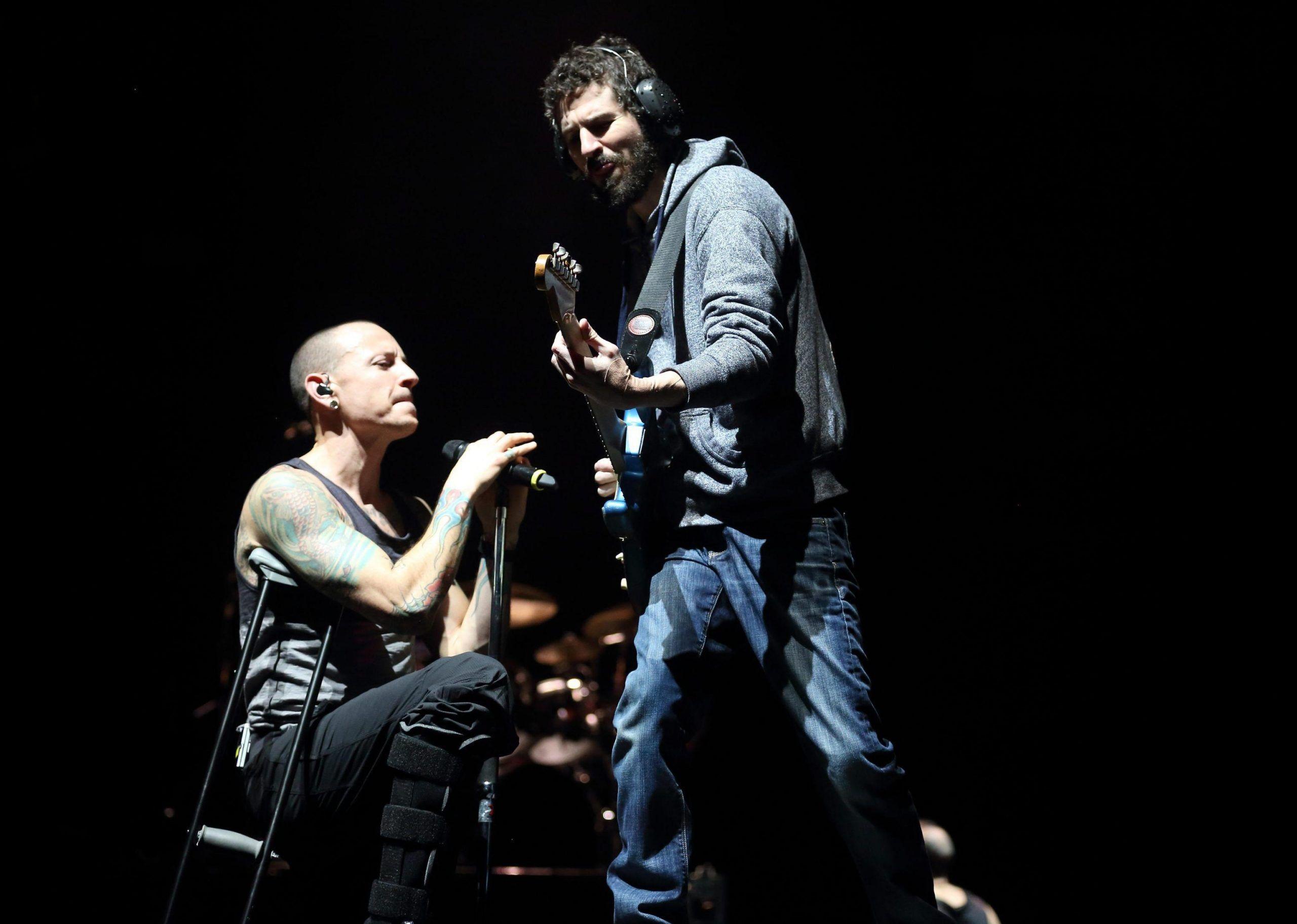 Linkin Park lettera Chester Bennington