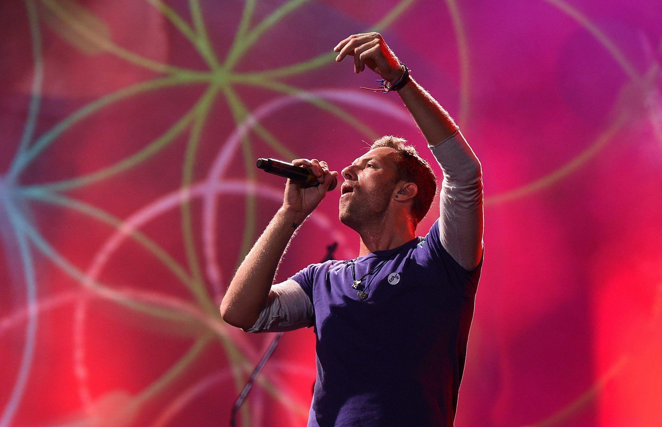 Coldplay a San Siro concerto a Milano scaletta