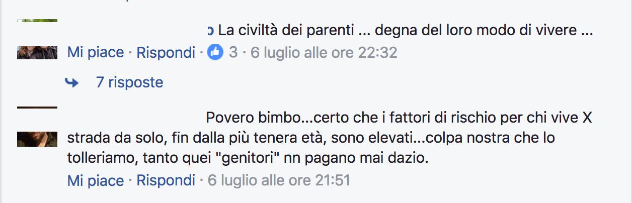 commenti genitori