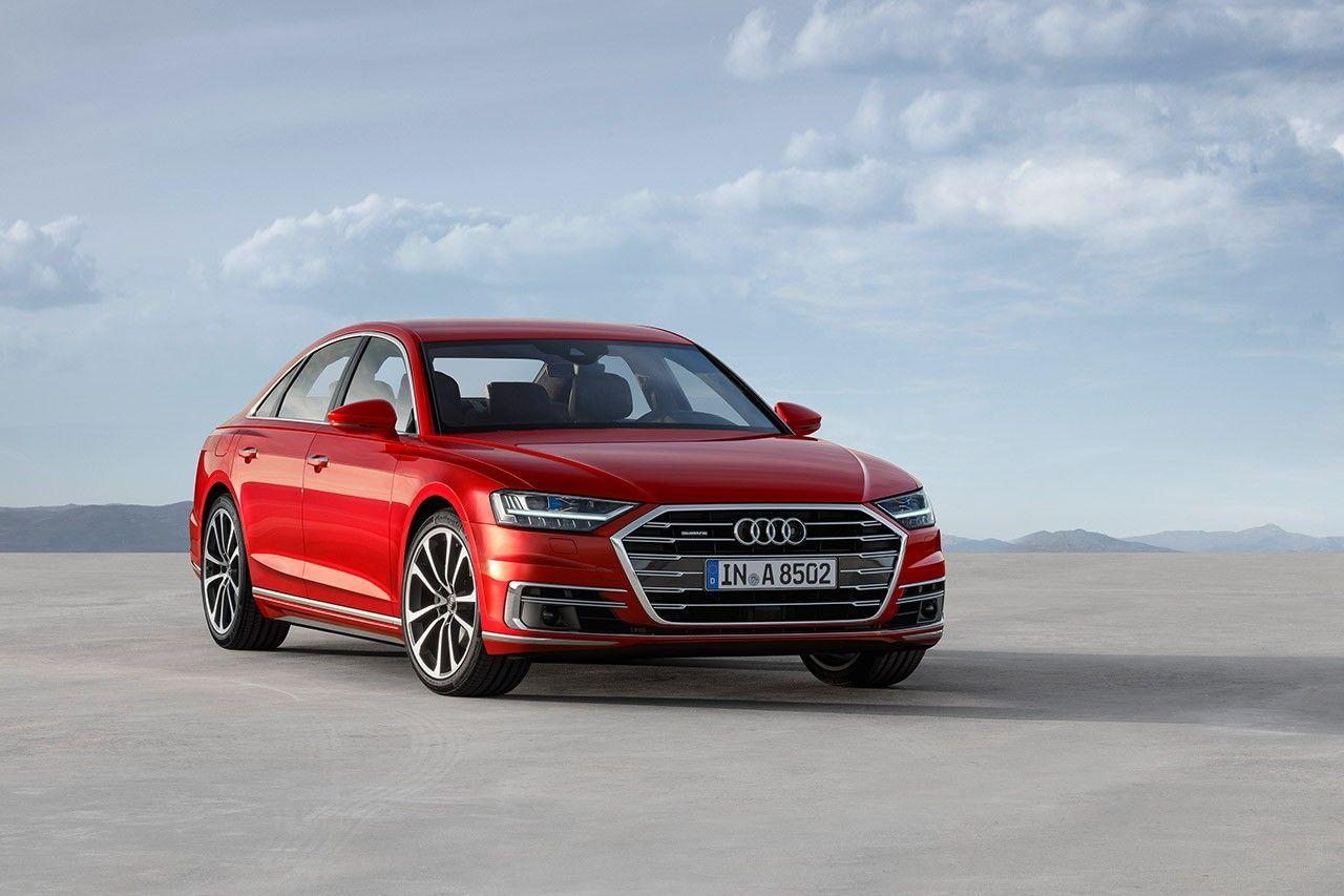 Nuova Audi A8, prezzo e caratteristiche dell'ammiraglia tedesca con guida autonoma