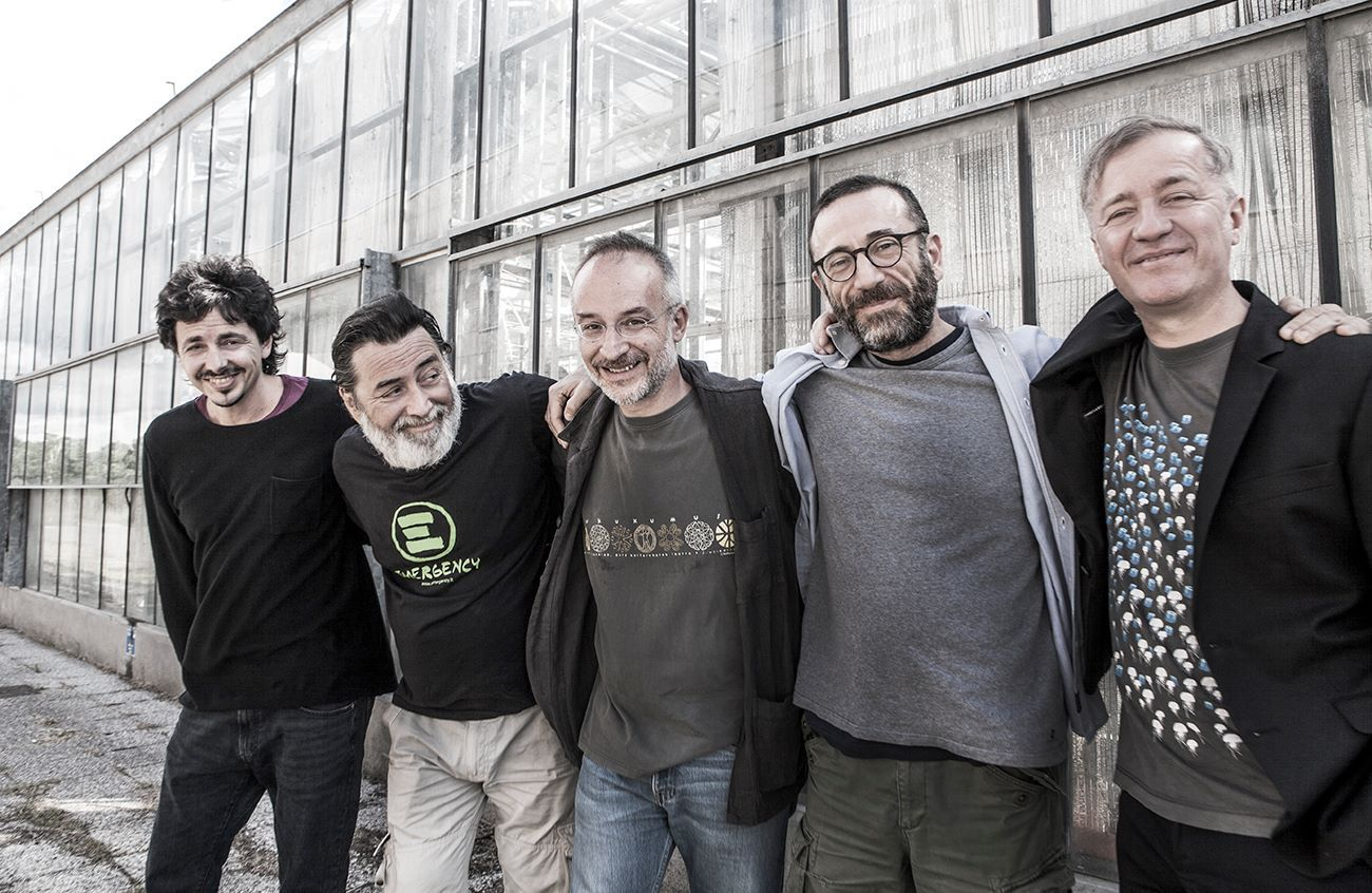 DeProducers in scena a Firenze per il tour 'Botanica'