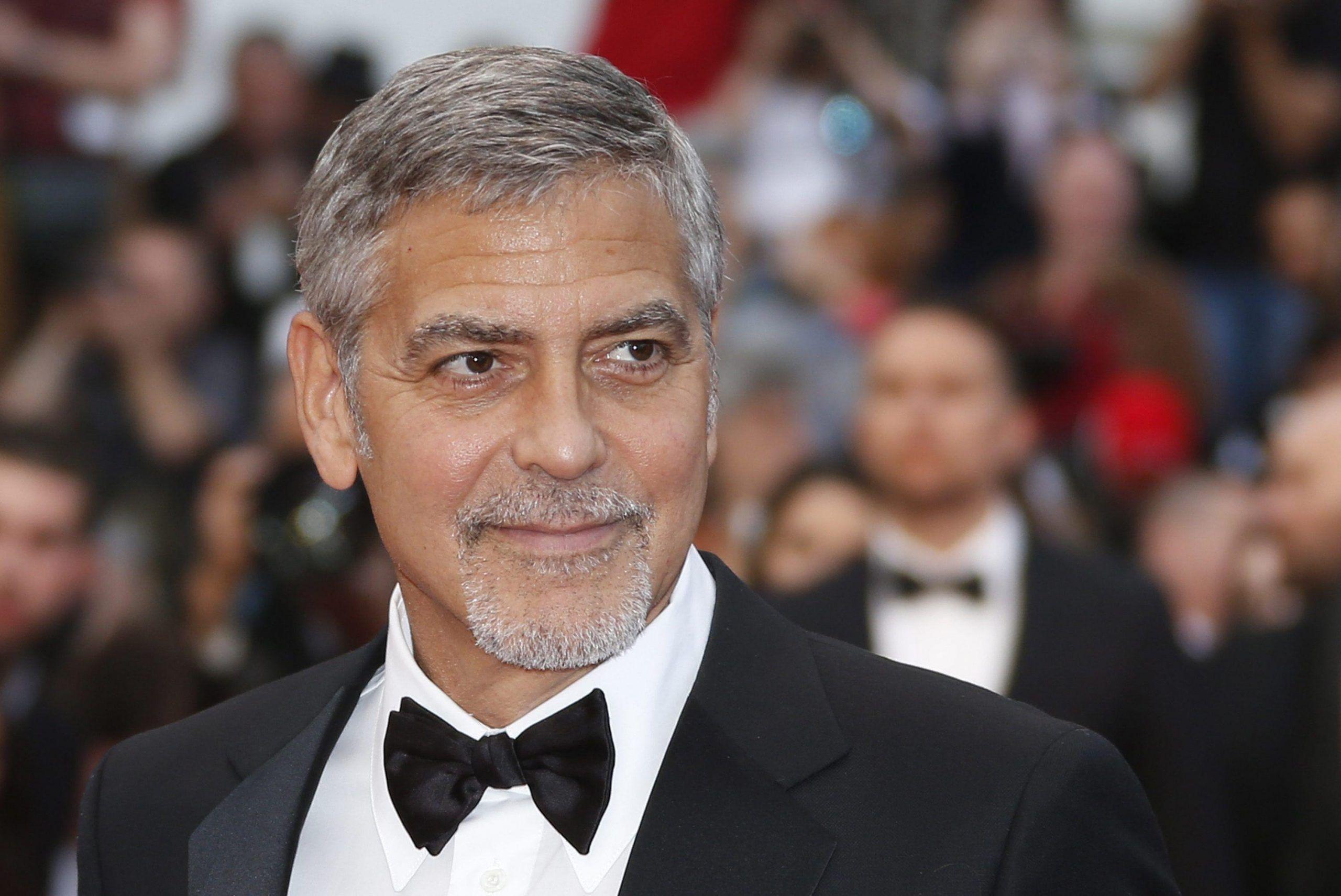 Festival di Venezia 2017 con i film di George Clooney e Paolo Virzì