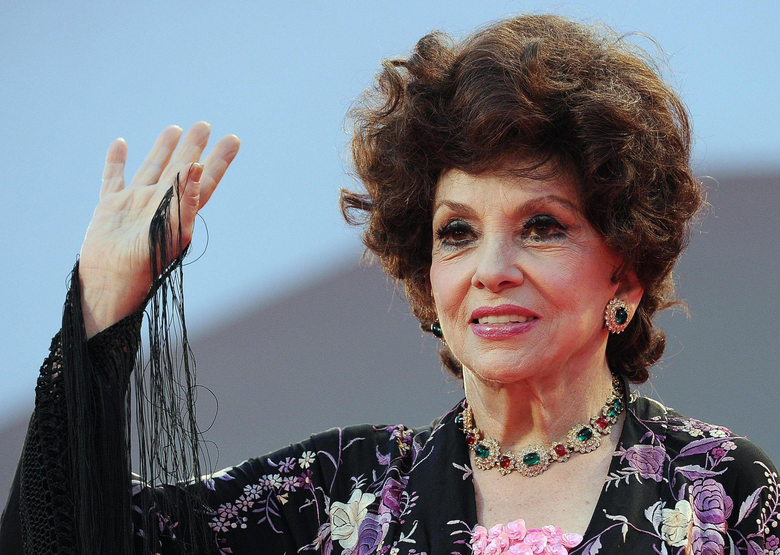 Gina Lollobrigida 90 anni