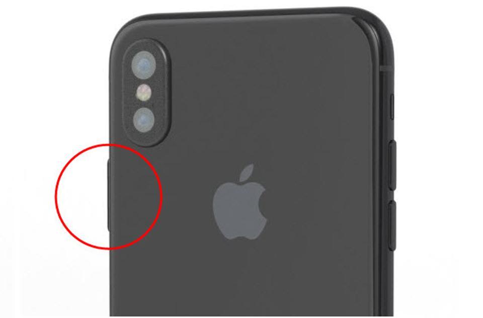 iPhone 8 tasto home
