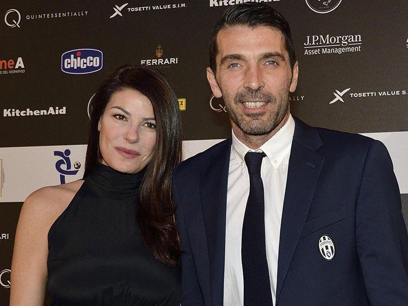 Ilaria D'Amico e il matrimonio con Buffon: 'Sarà una festa senza annunci'