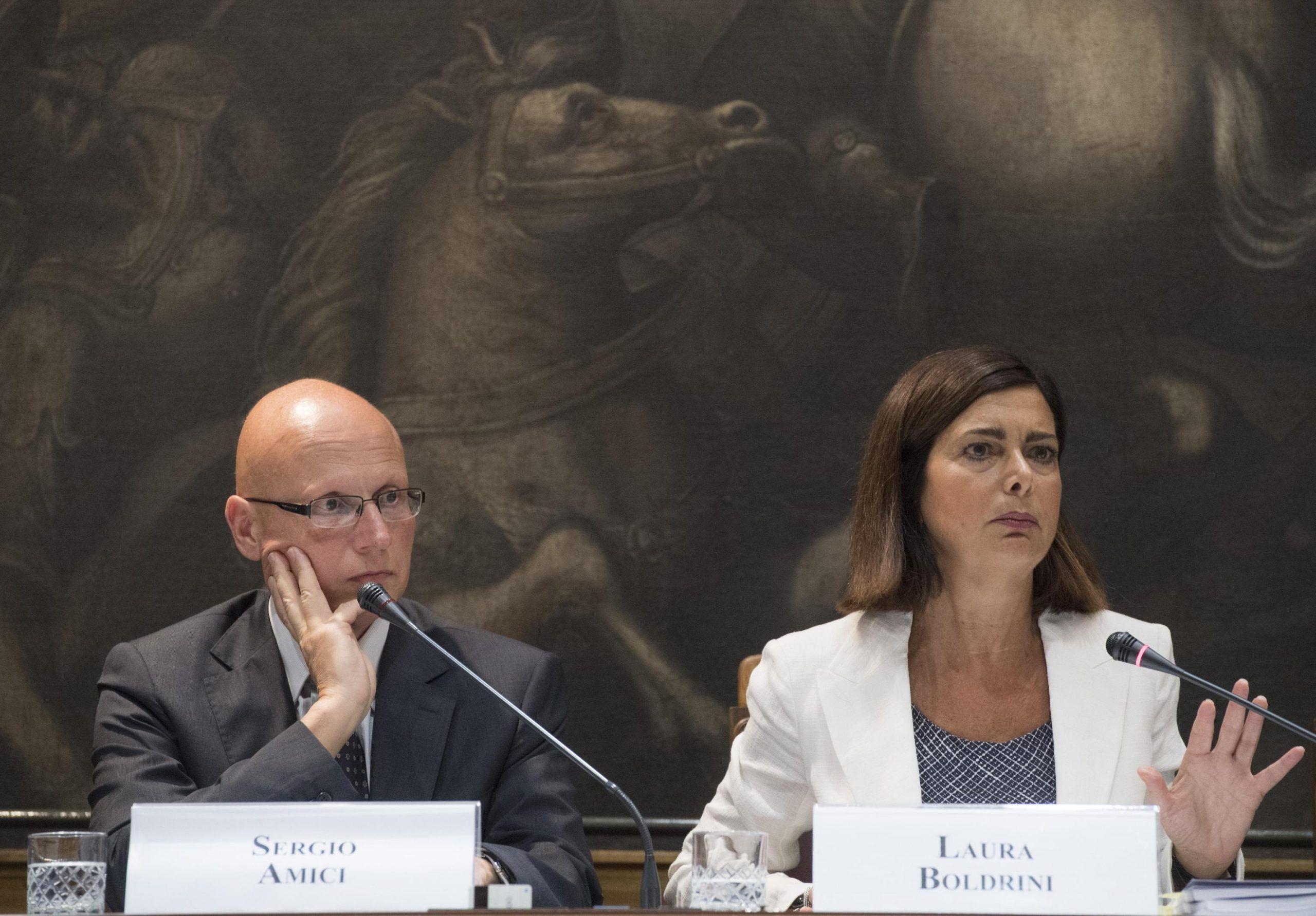 Ius soli, Boldrini: 'Approvarlo entro fine legislatura, senza si alimenta la rabbia'