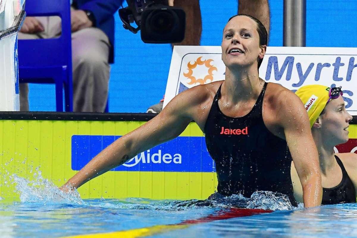 Federica Pellegrini nella leggenda: oro nei 200 sl ai Mondiali di Budapest