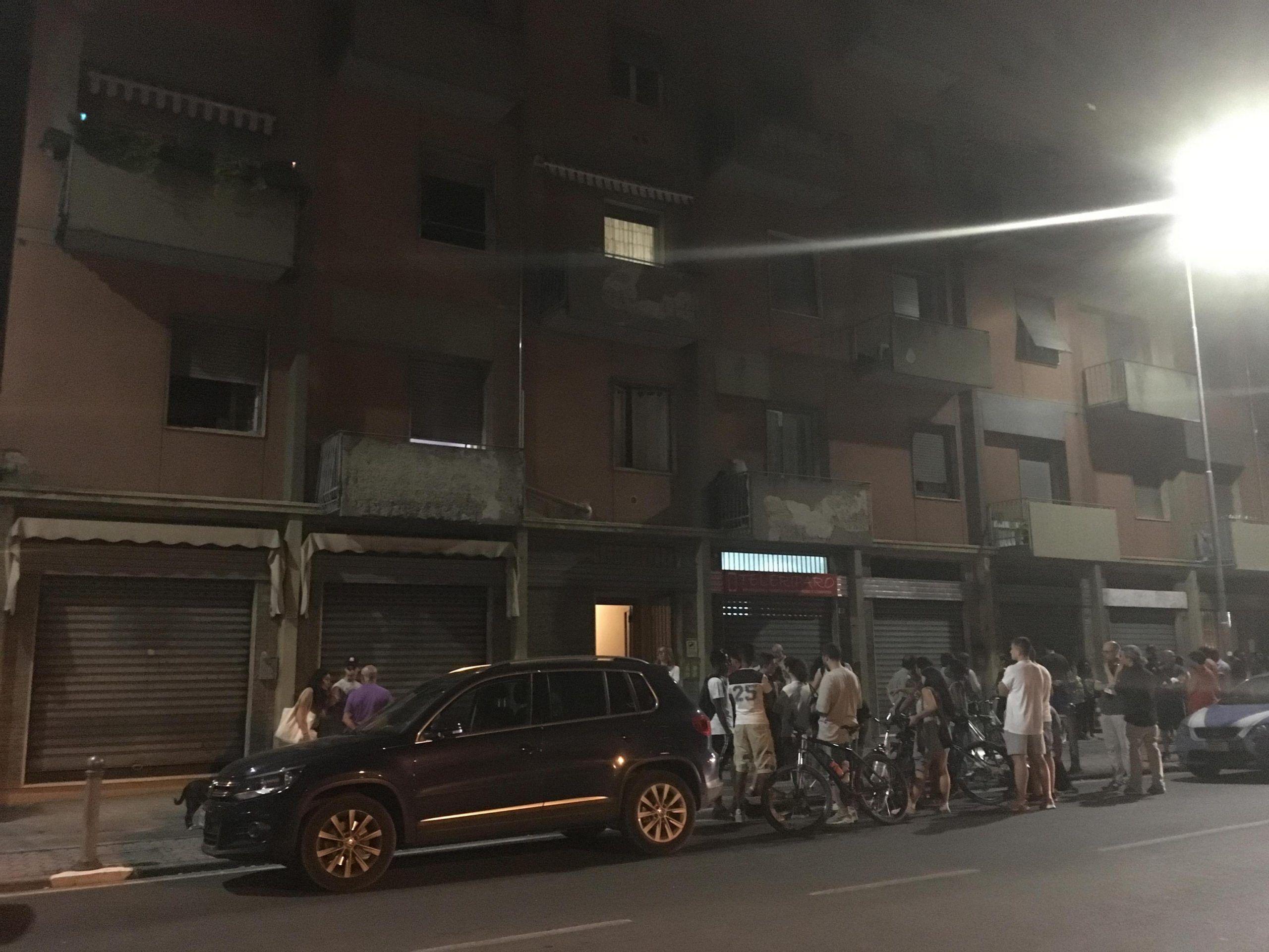++ Donna incinta e figlia undicenne uccise a Parma ++