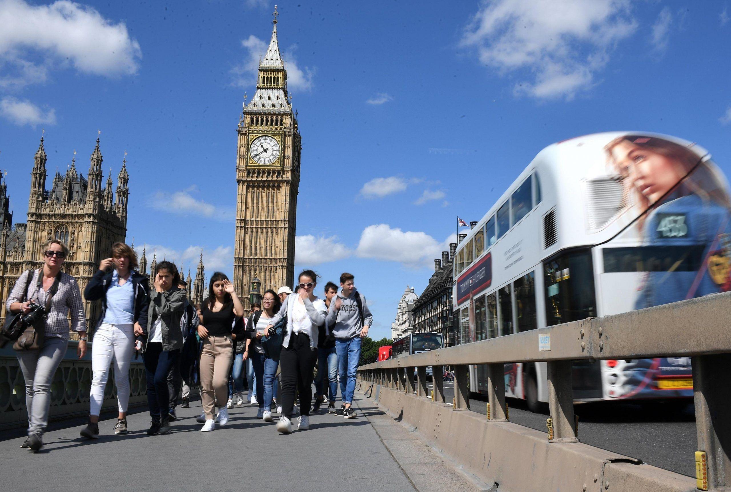 Incendio Parlamento Londra: falso allarme a Westminster