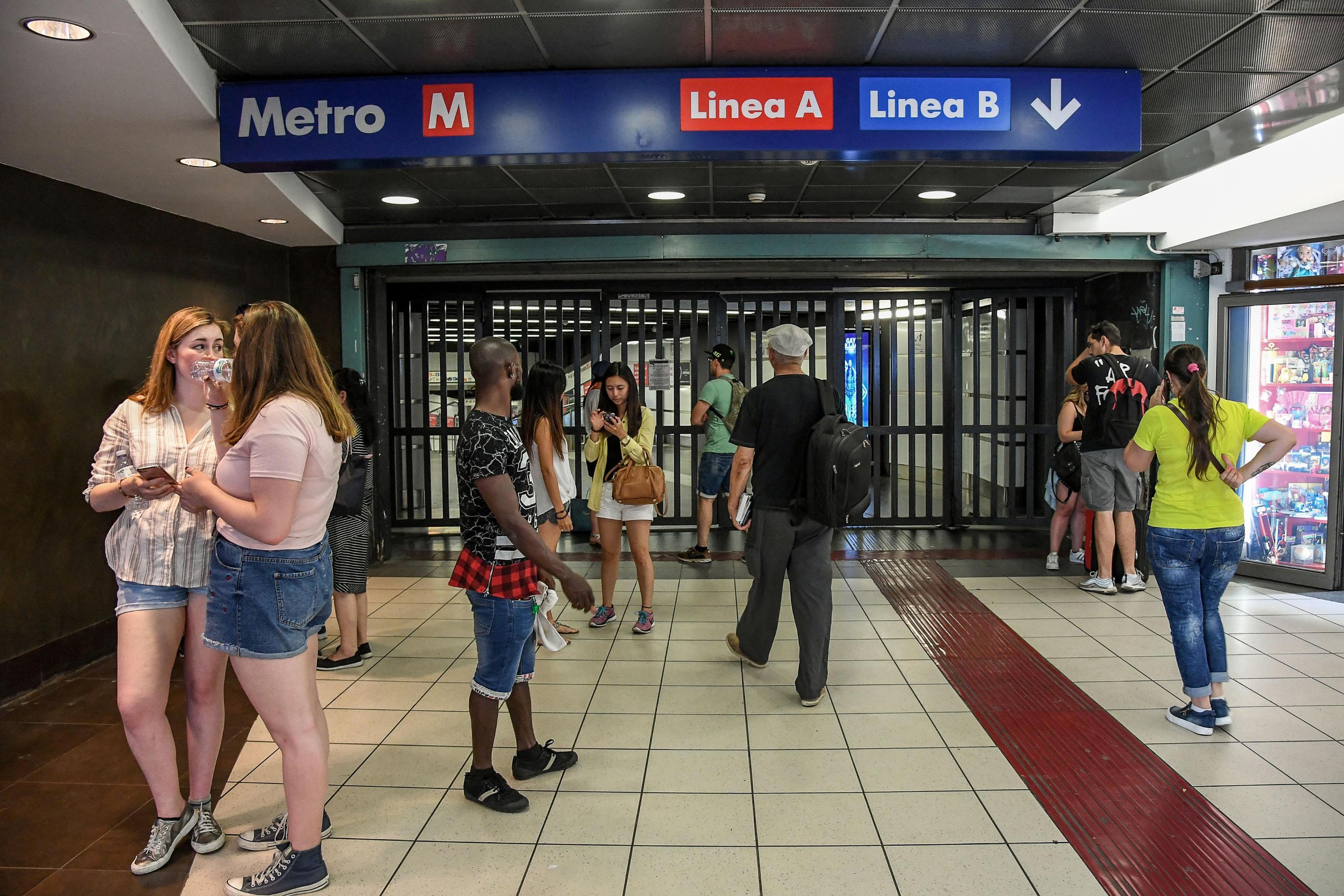 Sciopero trasporti: disagi per bus e metro