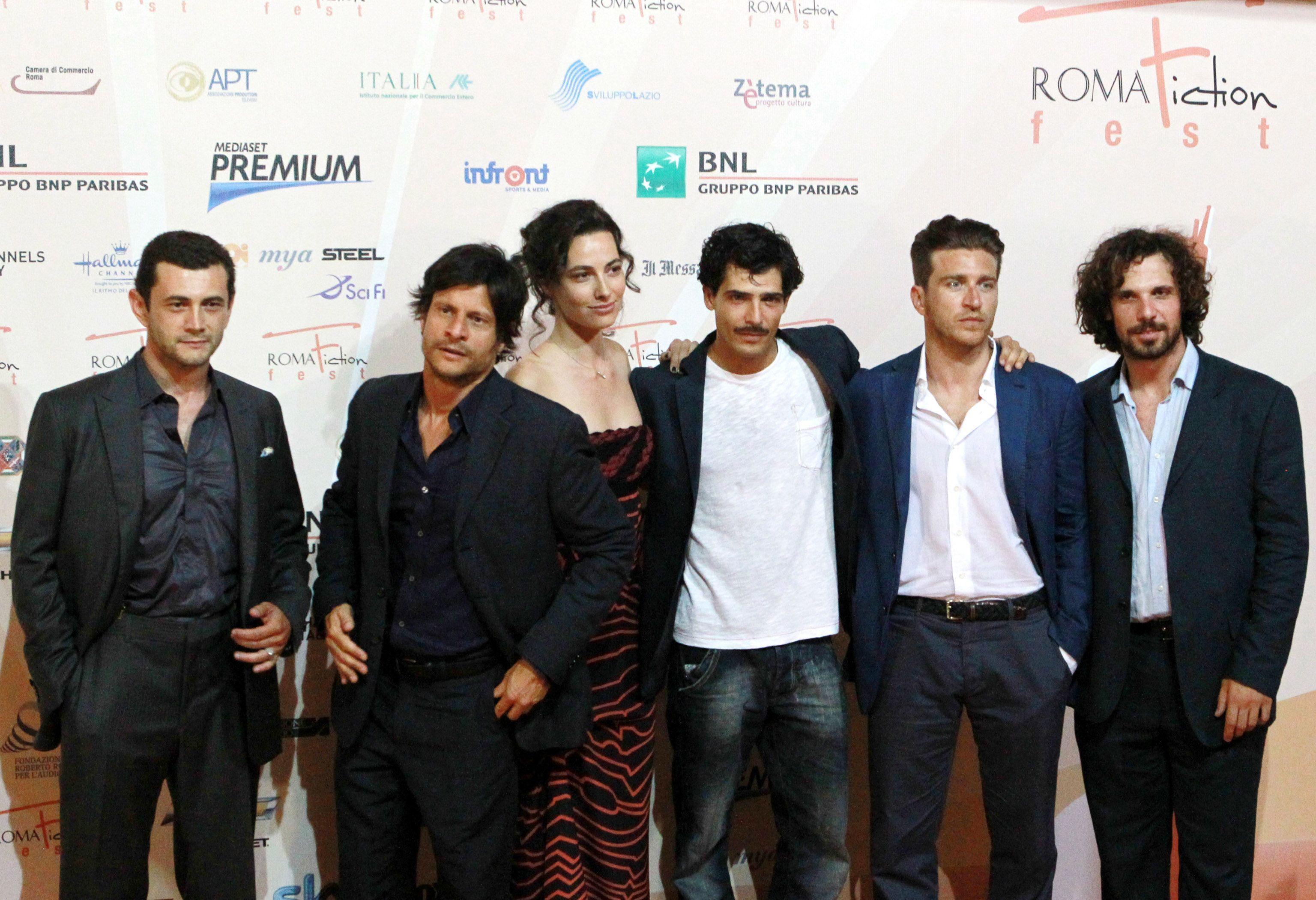 romanzo criminale cast