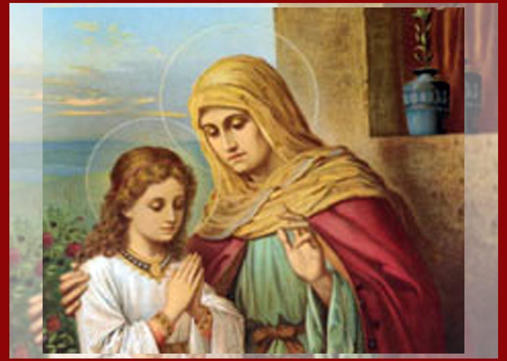 Sant'Anna, vita e storia della madre di Maria