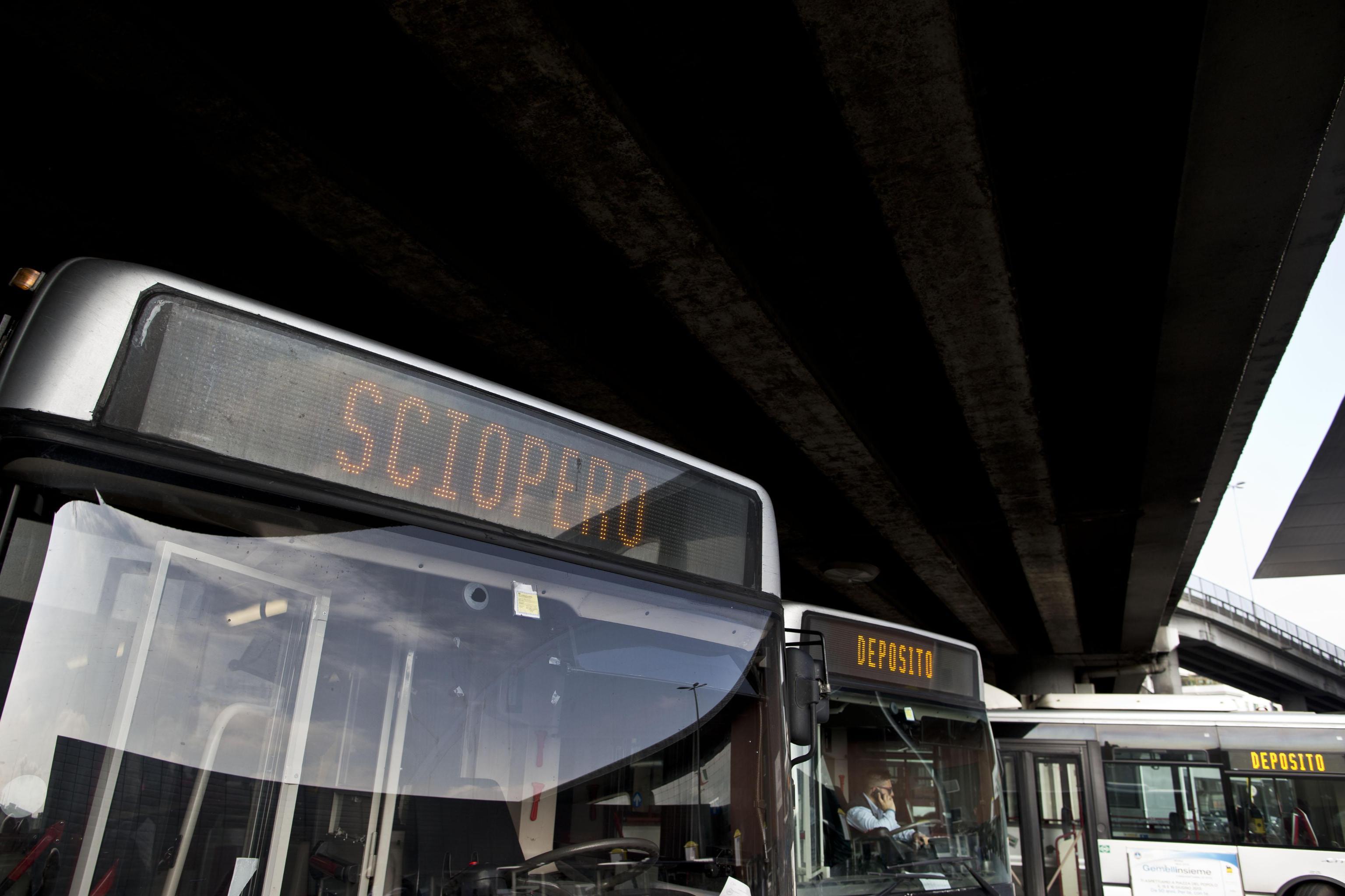 Sciopero Roma 20 luglio 2017 ATAC, bus e metro fermi per 4 ore: aggiornamenti sul traffico