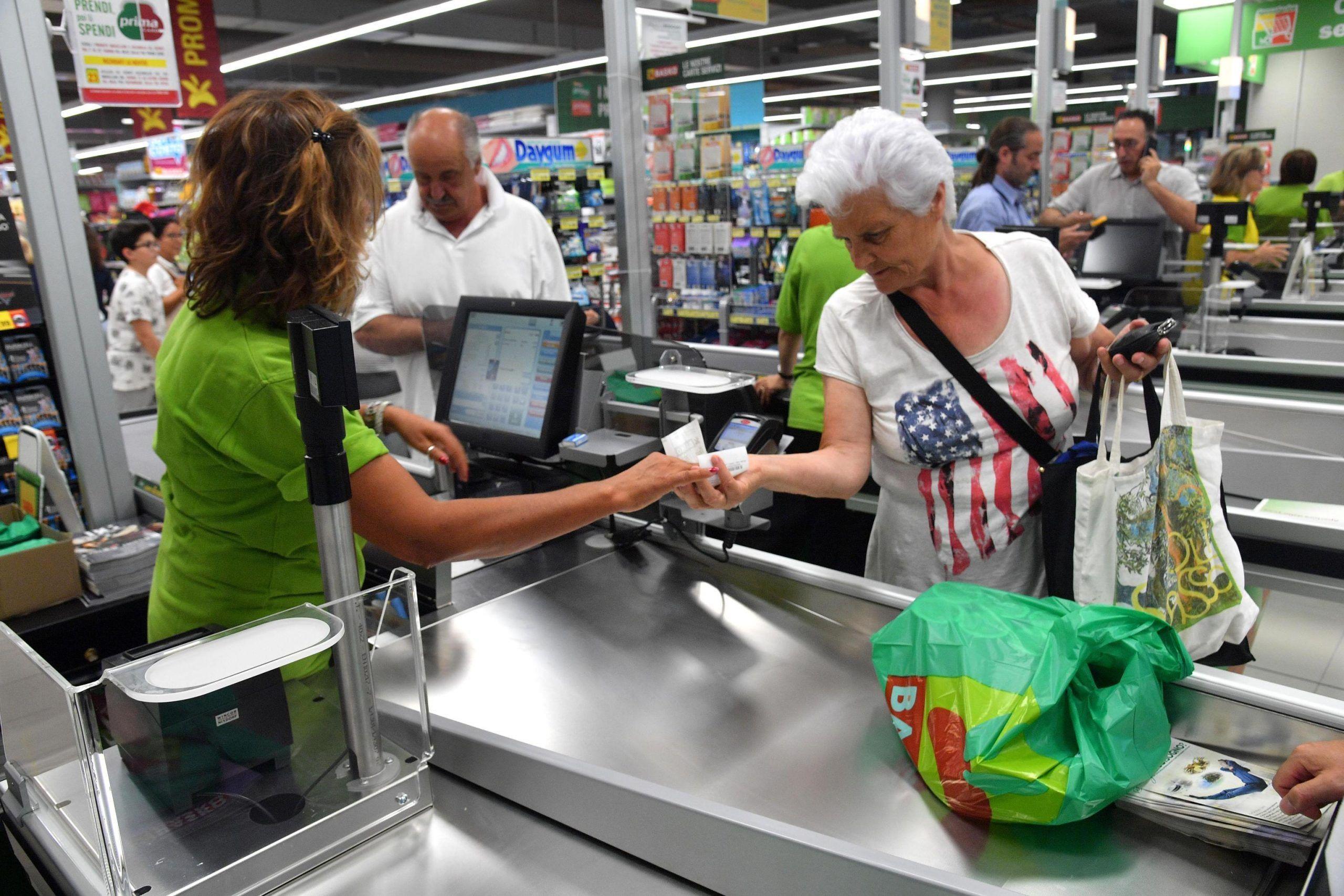 Supermercato Basko apertuta a Genova