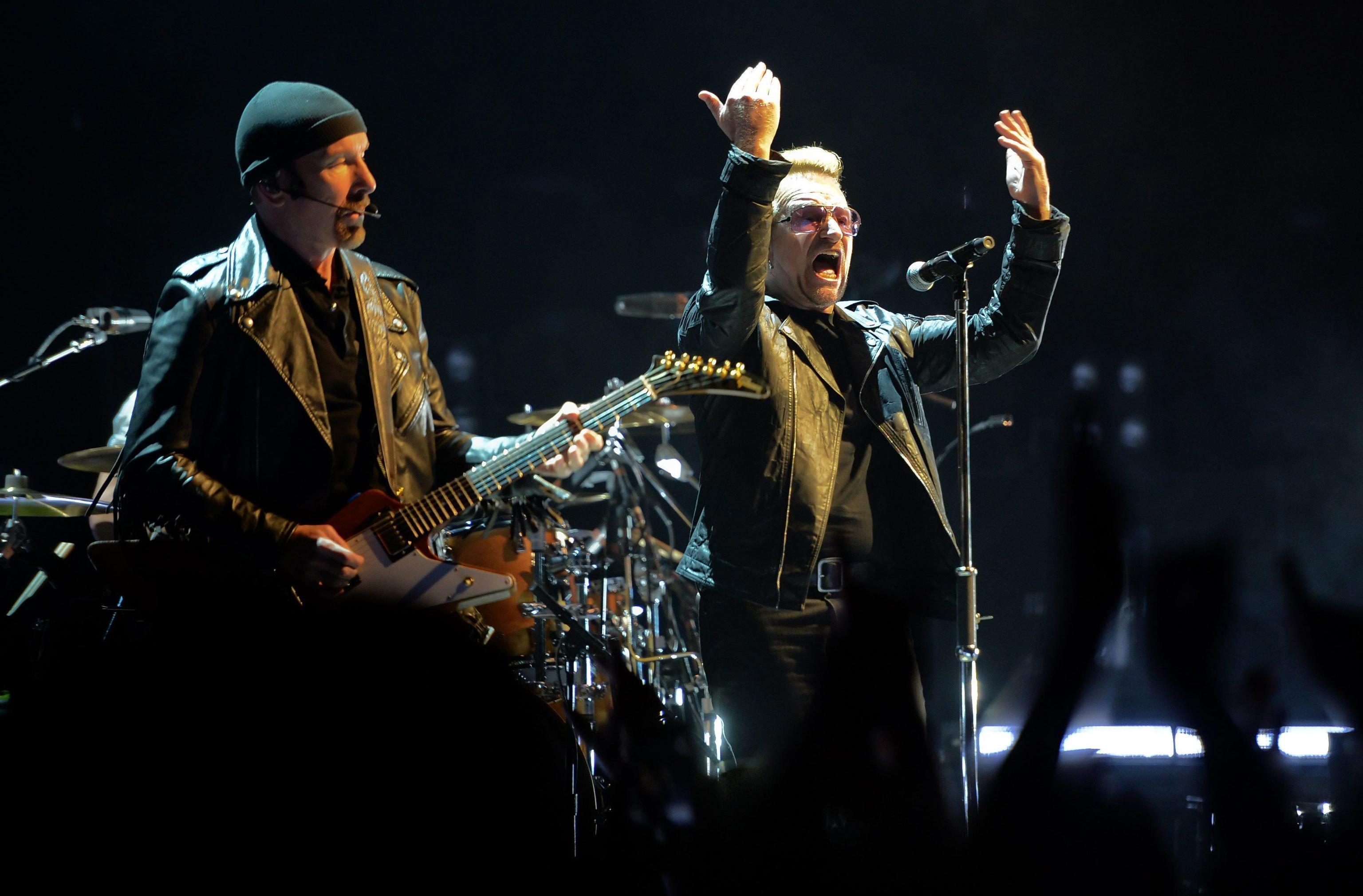 U2 a Roma: biglietti, scaletta e misure di sicurezza