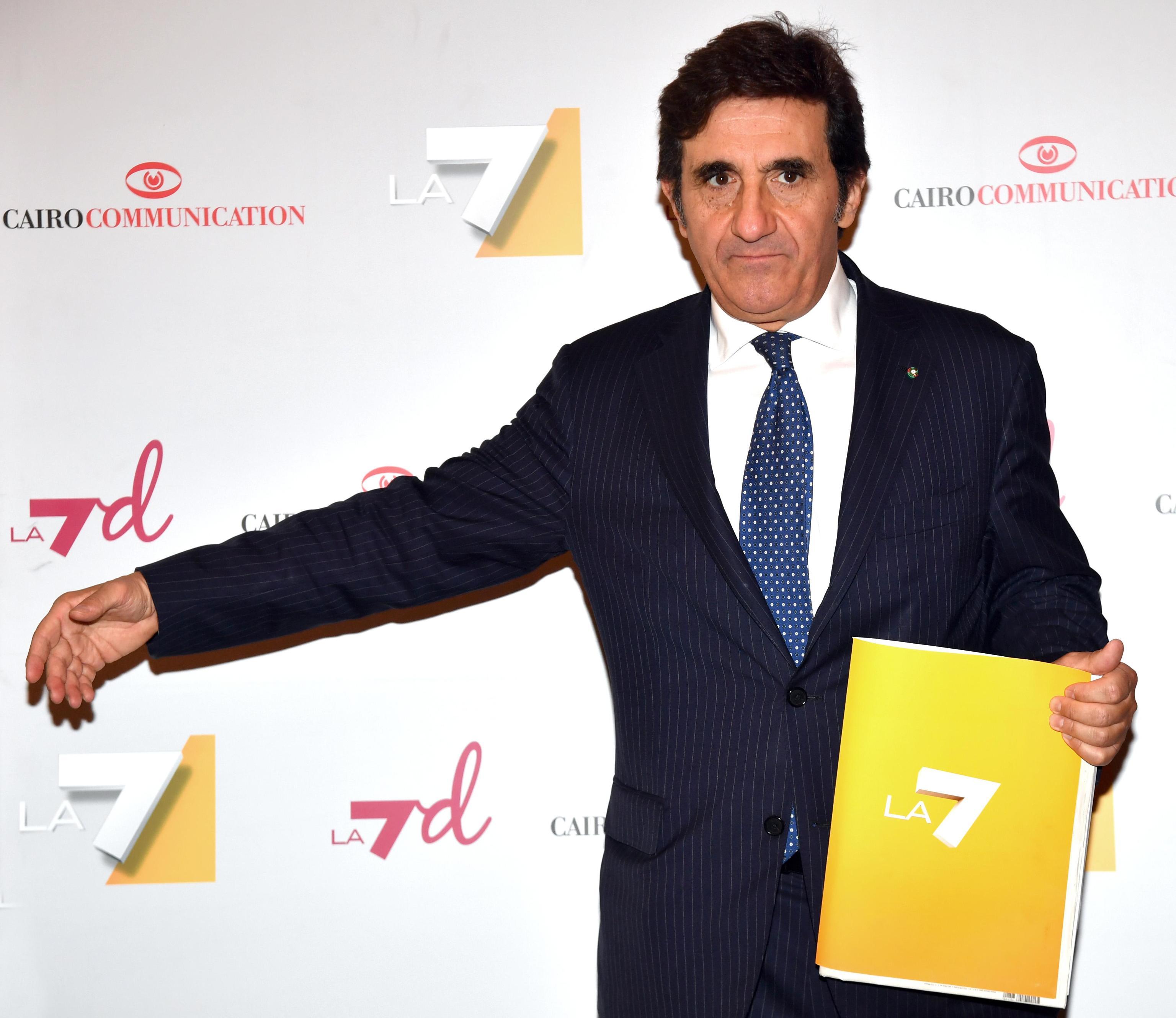 Palinsesti La7 2017-2018: tanta informazione e la novità Corrado Guzzanti