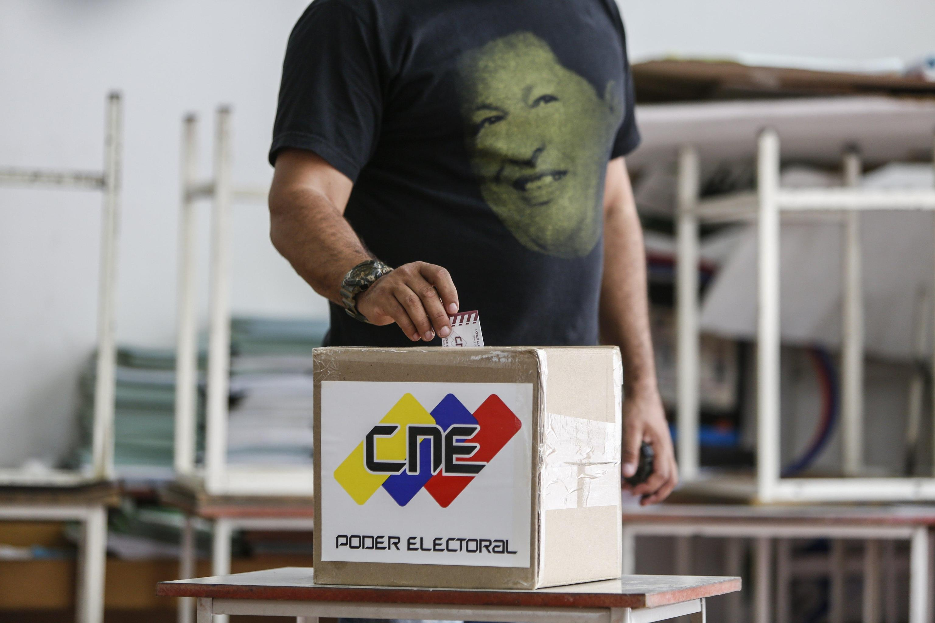 Venezuela votes on disputed Constituent Assembly