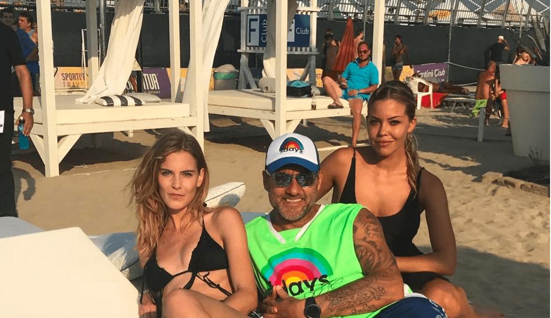 Bobo Vieri e Costanza Caracciolo fidanzati? L'intesa sboccia al Bobo Summer camp