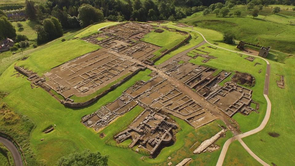 Lettere di soldati romani scoperte in un forte del Vallo di Adriano: 'Mandateci più birra'