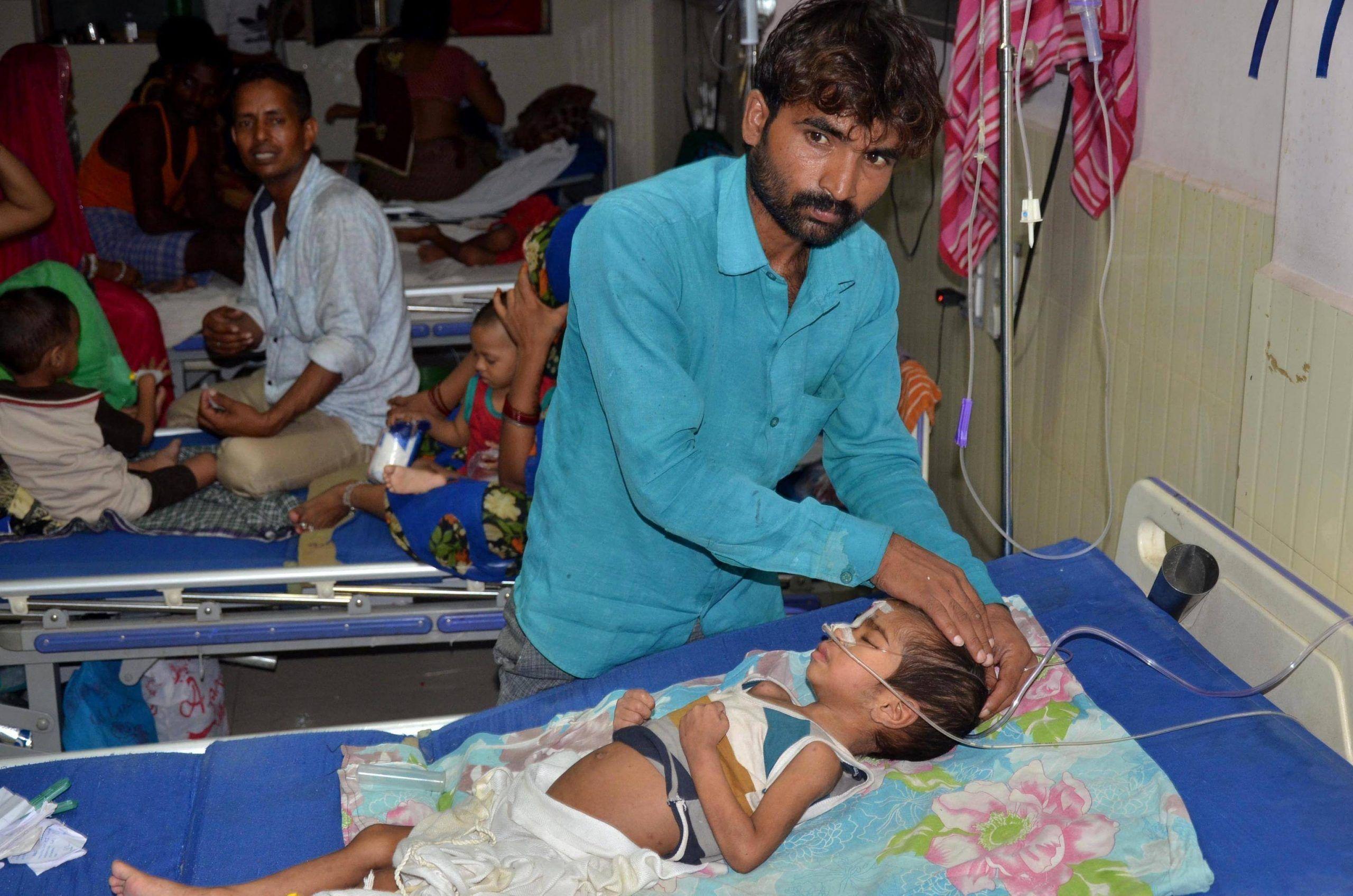 India:nuova strage bebe' in ospedale,61 morti in 72ore