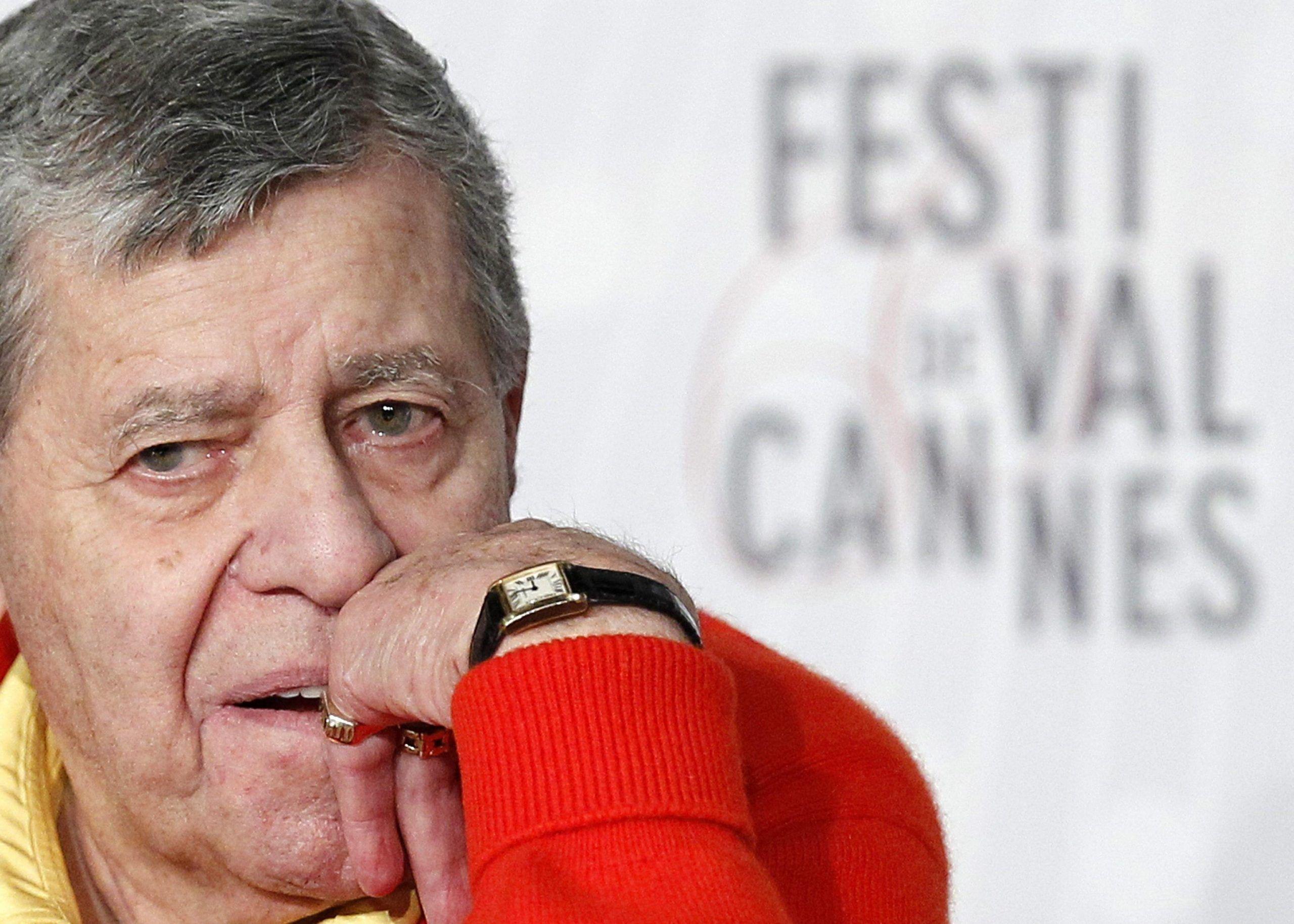 ++ Cinema: media, e' morto Jerry Lewis, aveva 91 anni ++