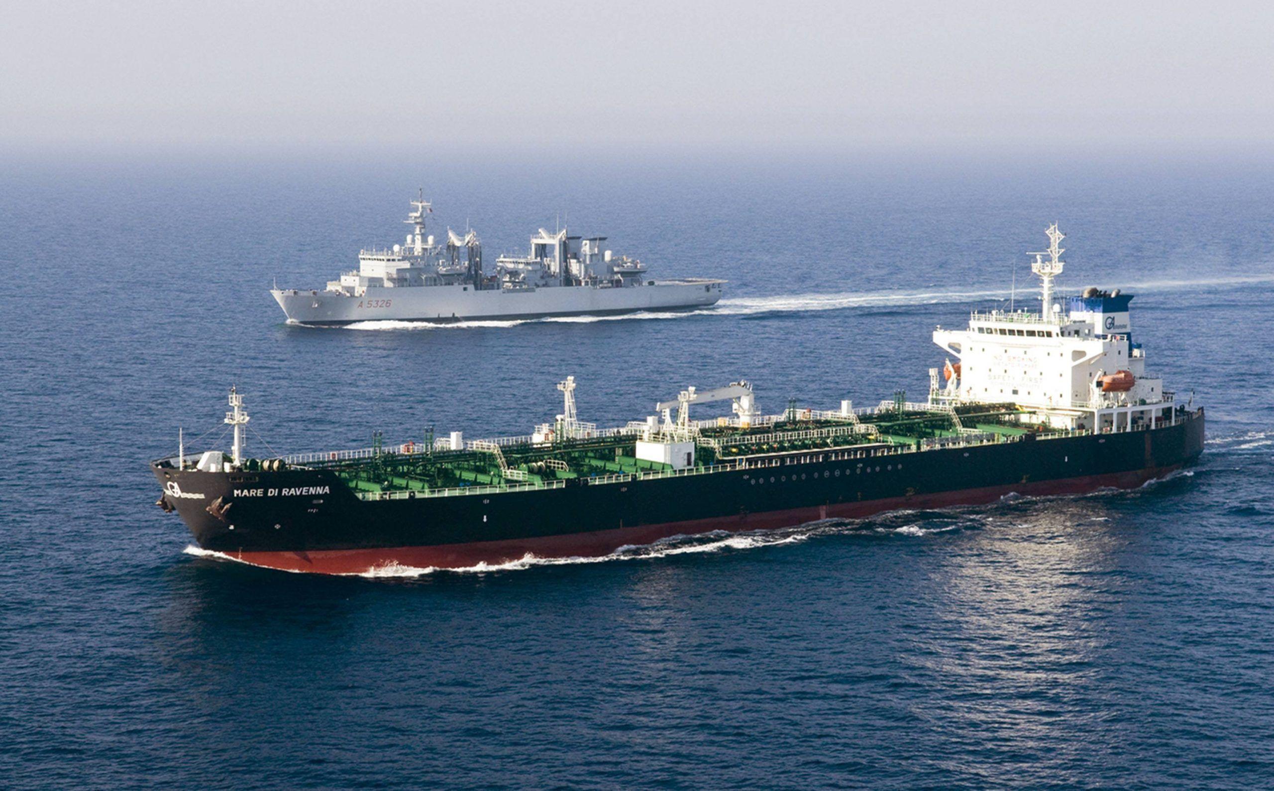 Libia: avviata attività ricognizione nave Italia
