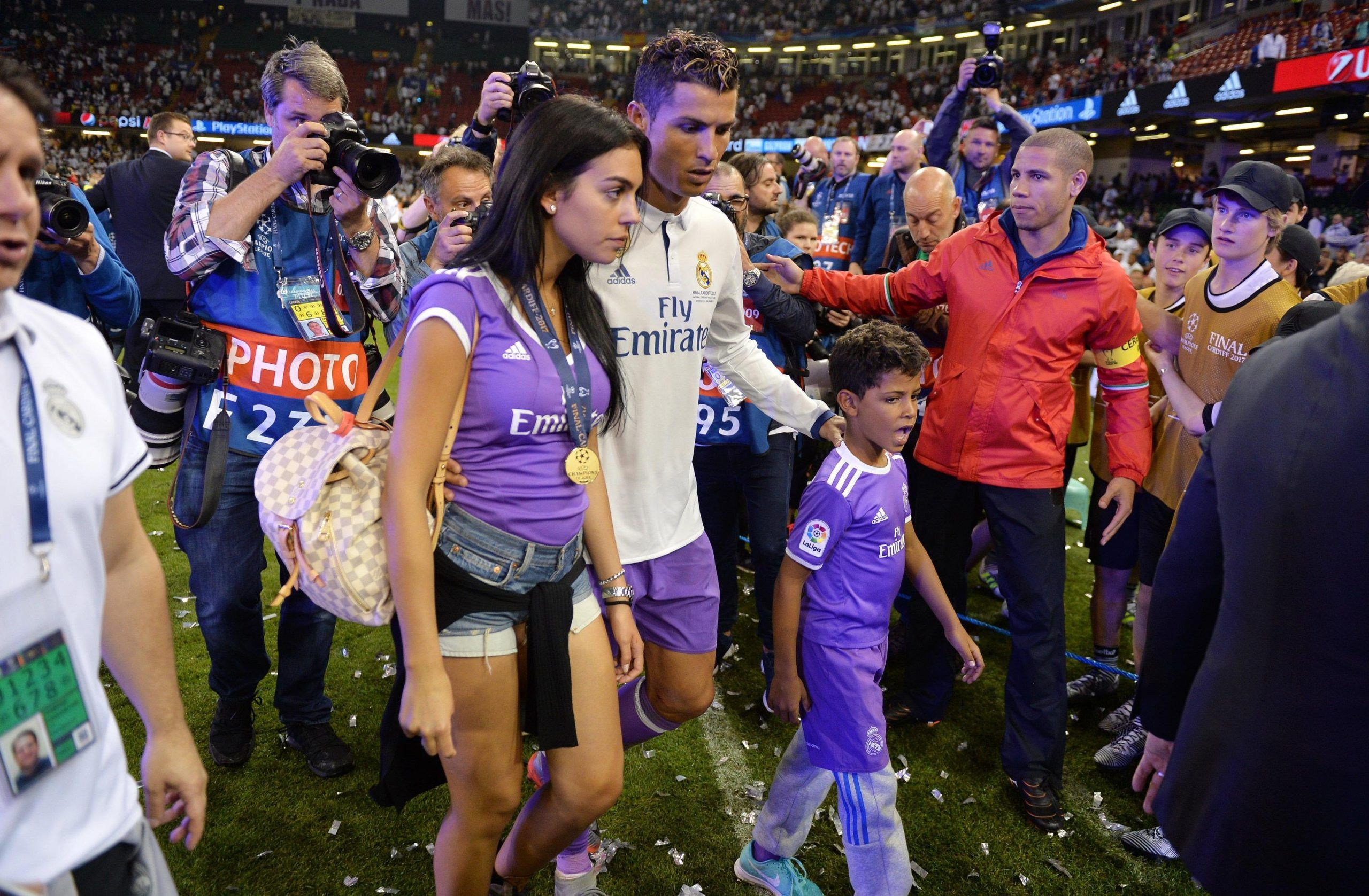 Juventus FC vs Real Madrid