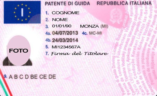 Patente, tutti i casi in cui avviene la sospensione