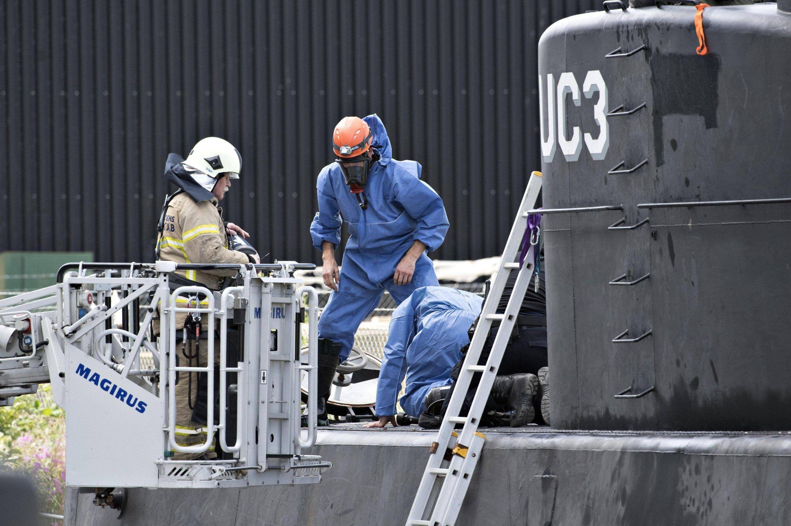 Sottomarino Nautilus UC3