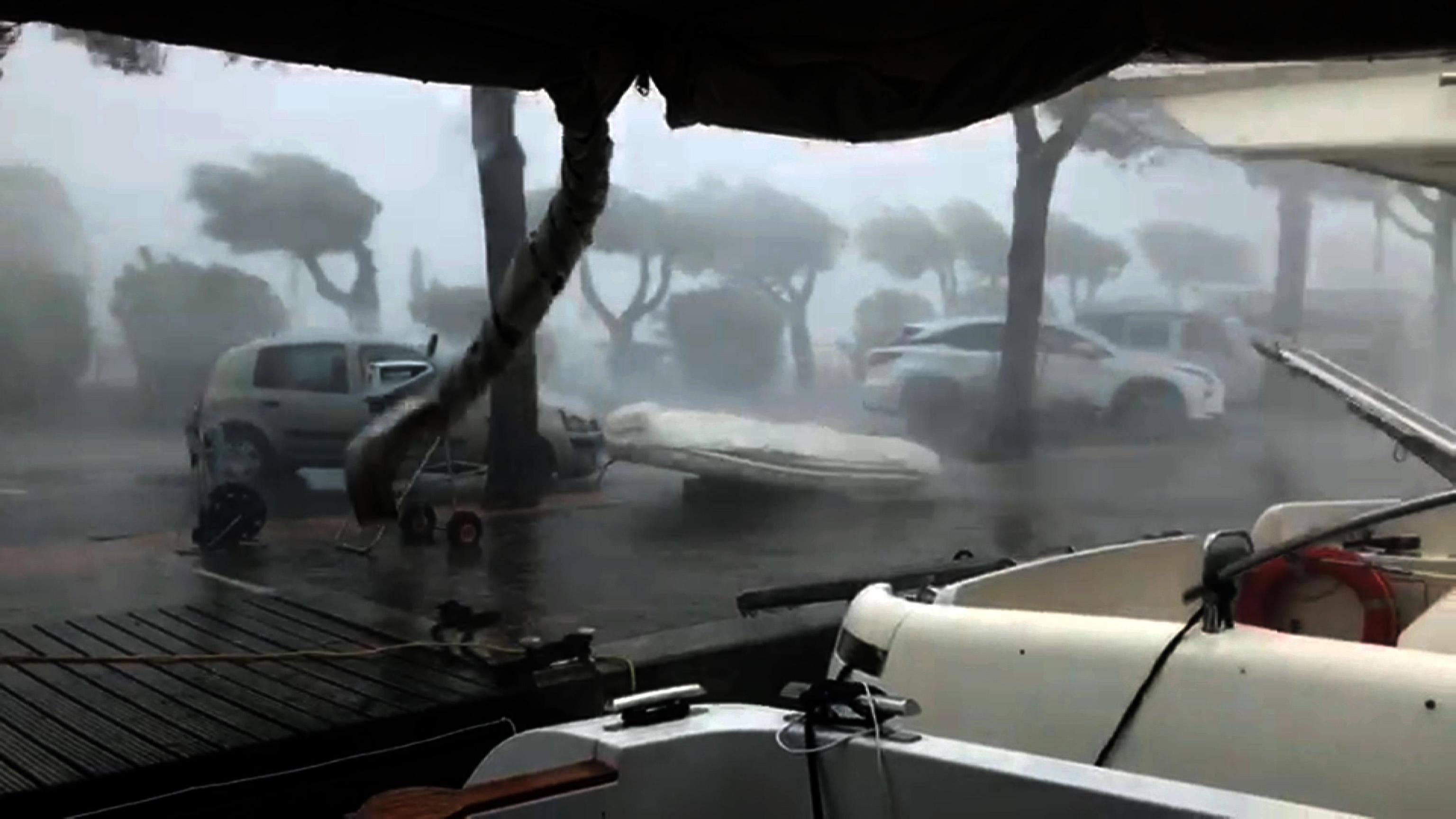 Maltempo: nel veneziano una cinquantina a pronto soccorso