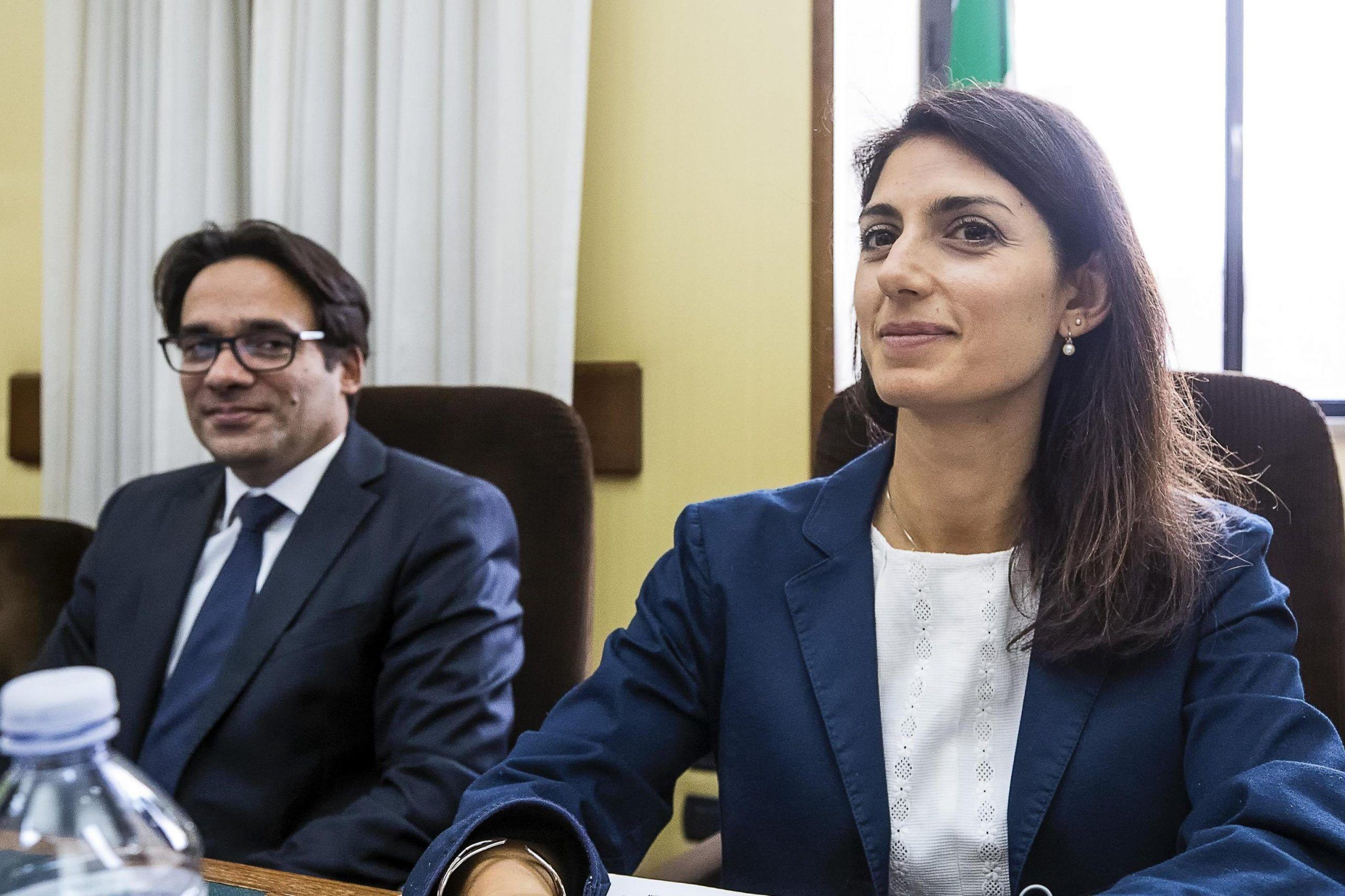 Roma: Virginia Raggi cambia assessore al Bilancio, Gianni Lemmetti sostituisce Andrea Mazzillo