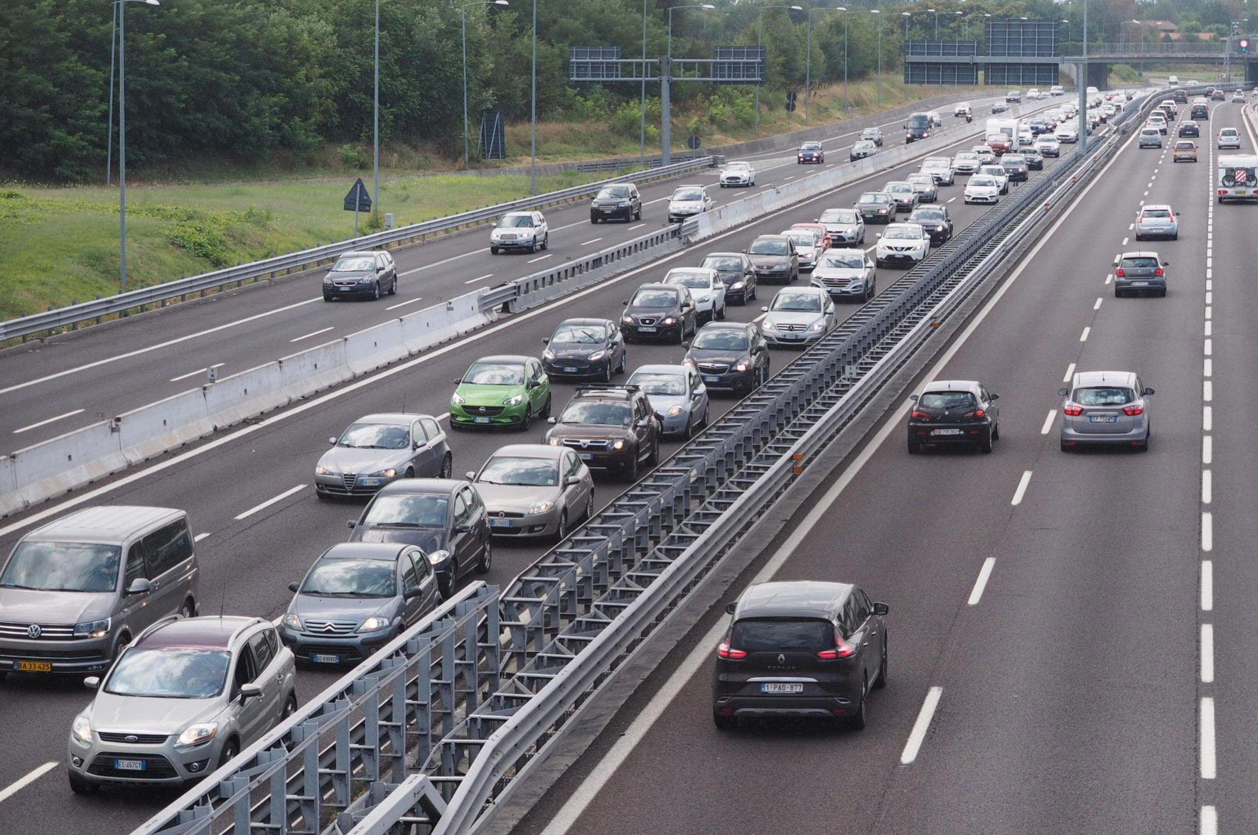 autostrada a14 incidente