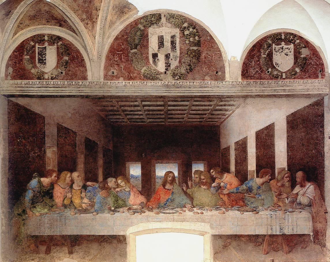 Cosa mangiarono nell'Ultima Cena Gesù e gli apostoli?