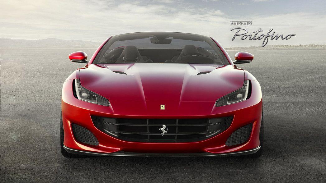 Ferrari Portofino, la nuova coupé-cabriolet erede della California