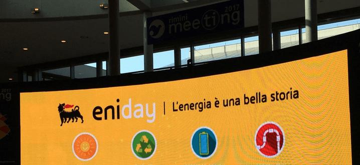Eni al Meeting di Rimini con 4 hub tematici e interattivi dedicati alle energie rinnovabili