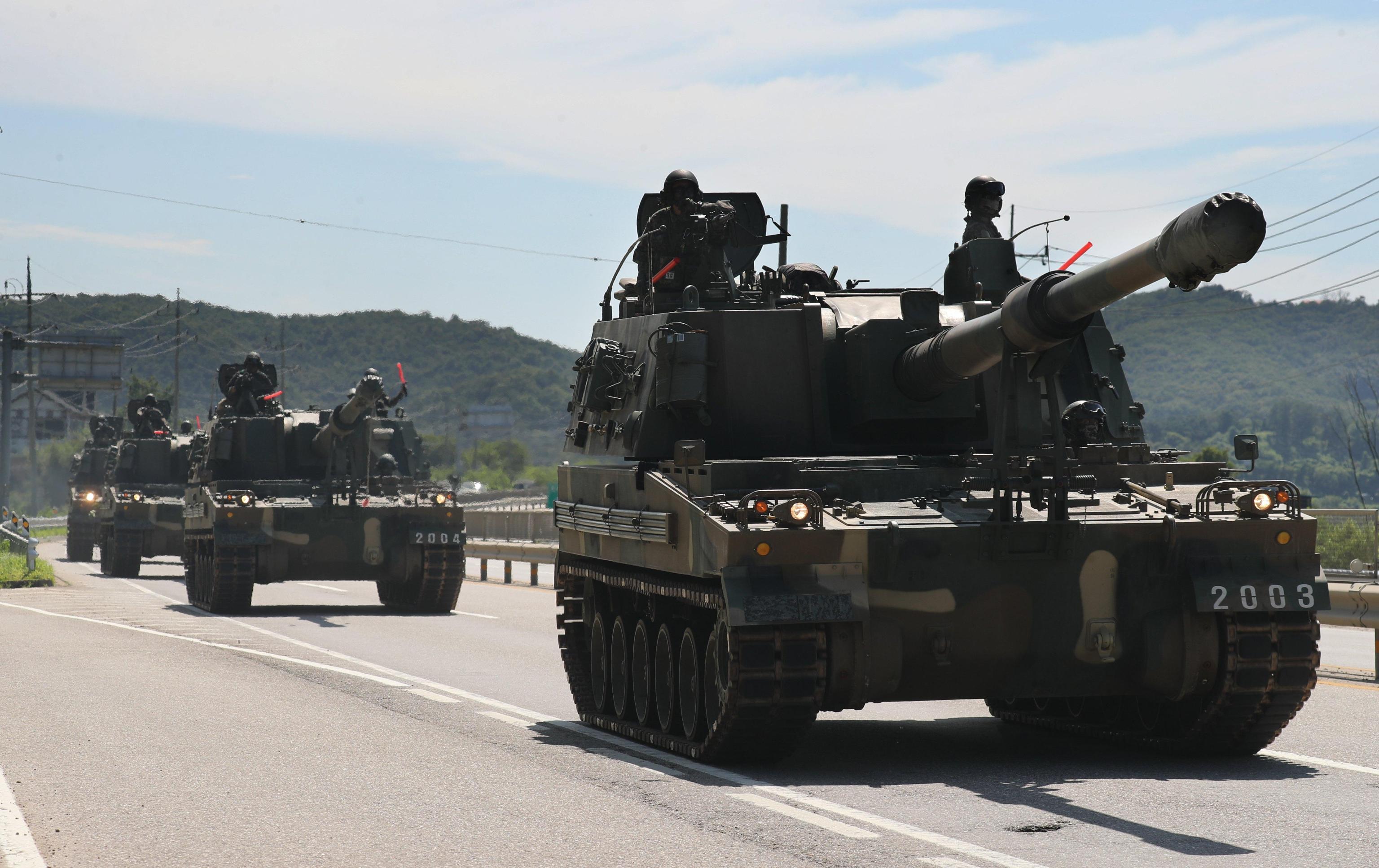 South Korea's defense alertness after North Korea's intermediate ballistic missile crosses over northern Japan