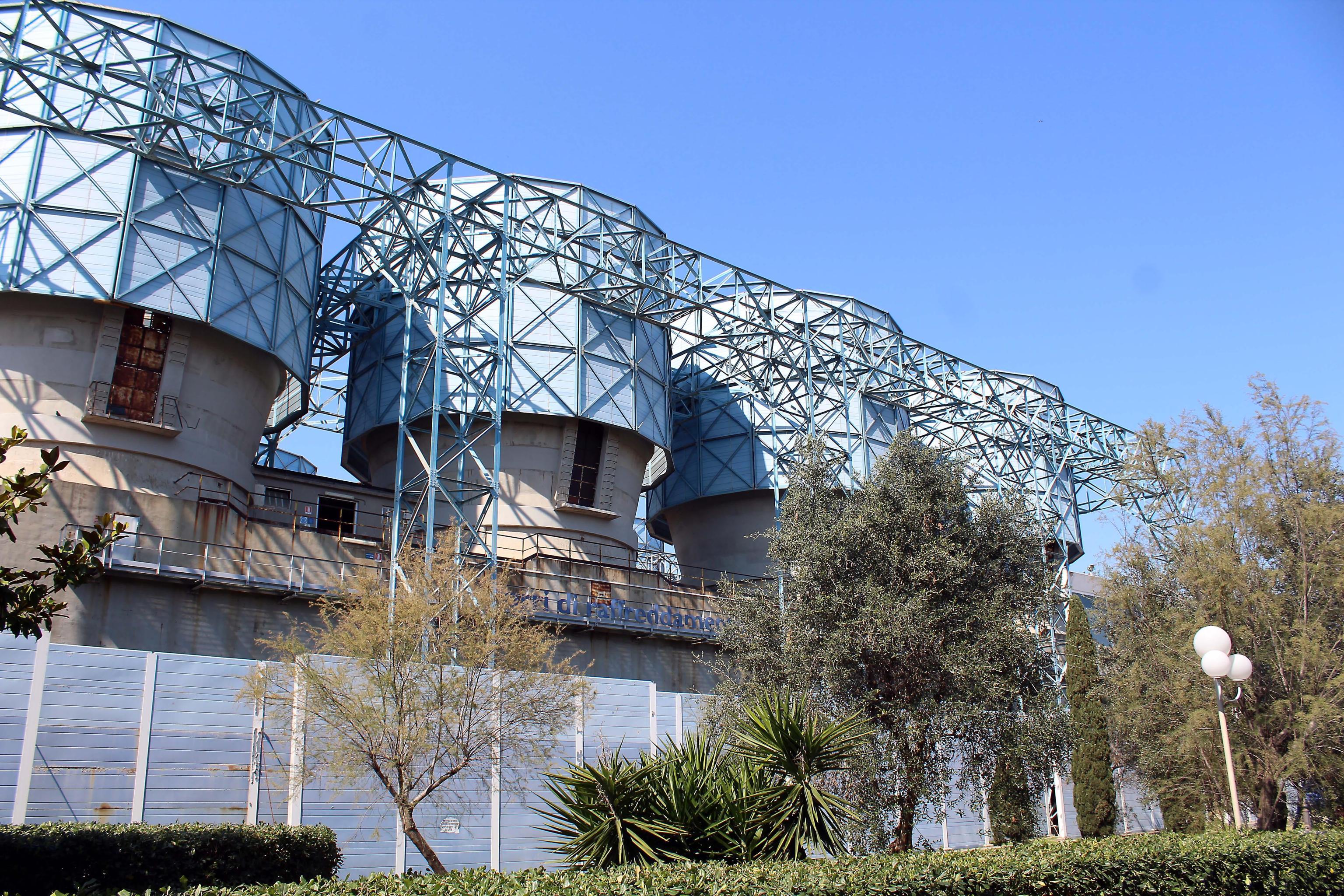 Un nuovo futuro per l'ex centrale Enel di Bari: candidature aperte fino a settembre