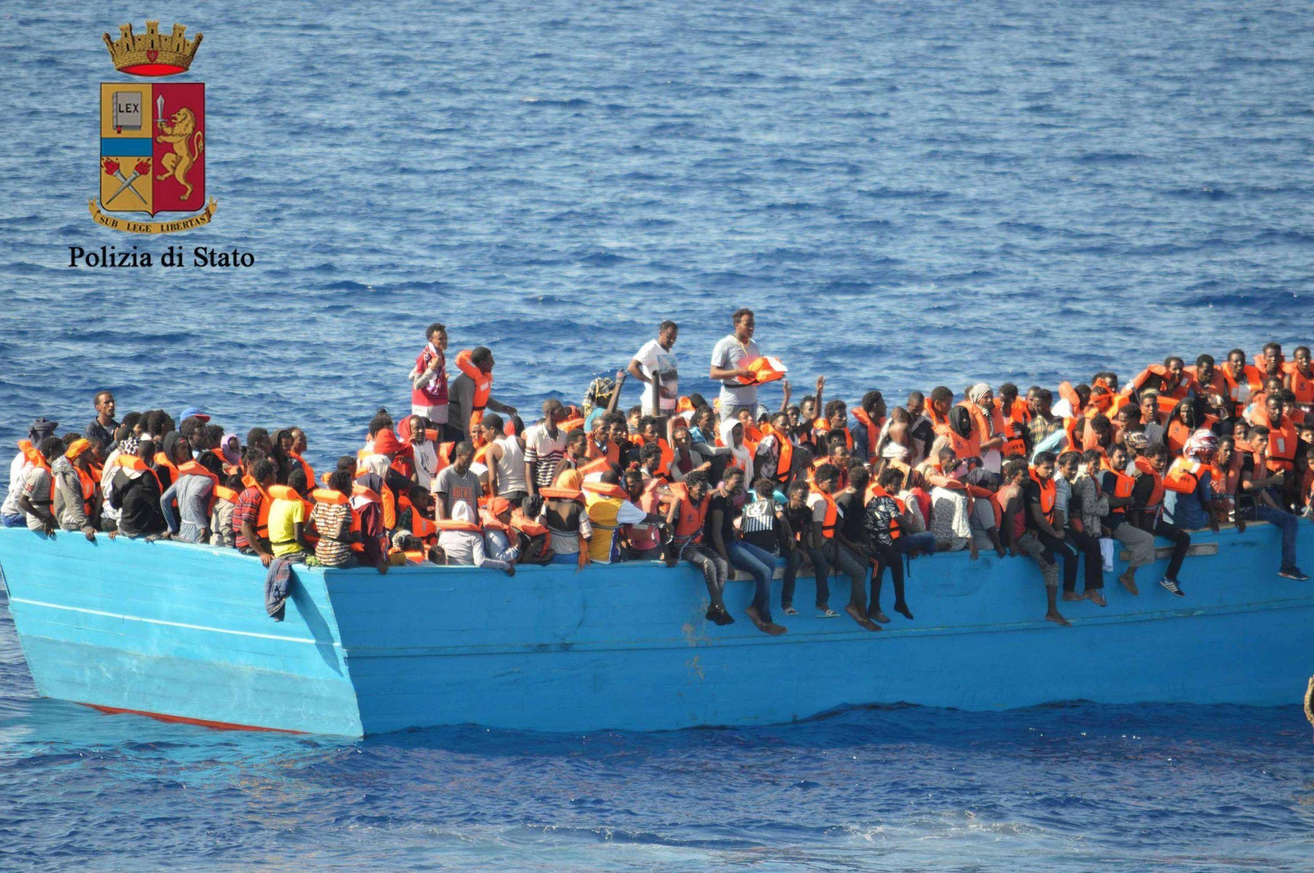 Immigrati: il 46% degli italiani ha paura