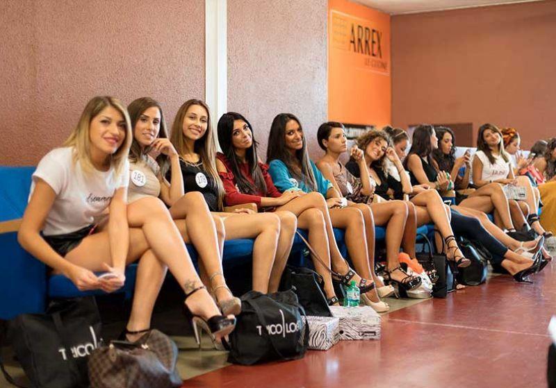 nomi Miss Italia 2017, concorrenti i nomi delle 214 prefinaliste