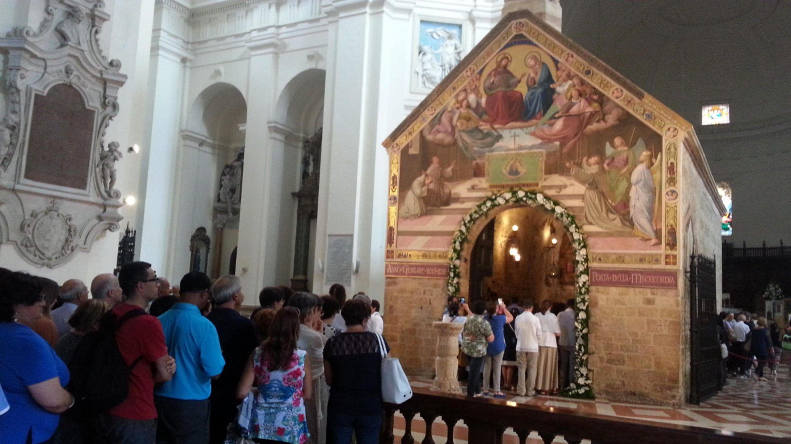 Perdono Assisi, indulgenza