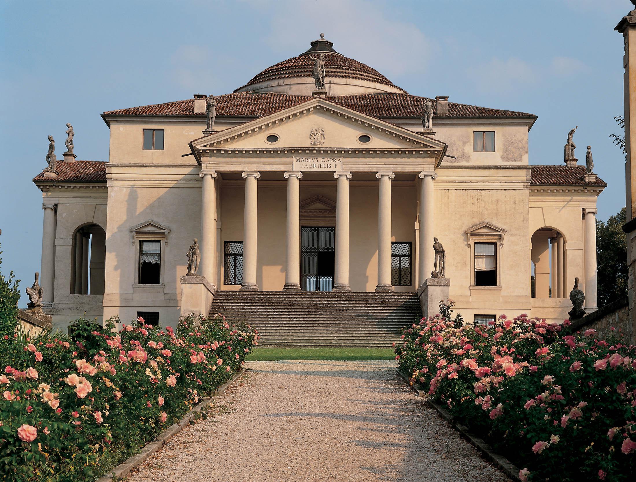 In viaggio a Vicenza e tra le ville palladiane del Veneto