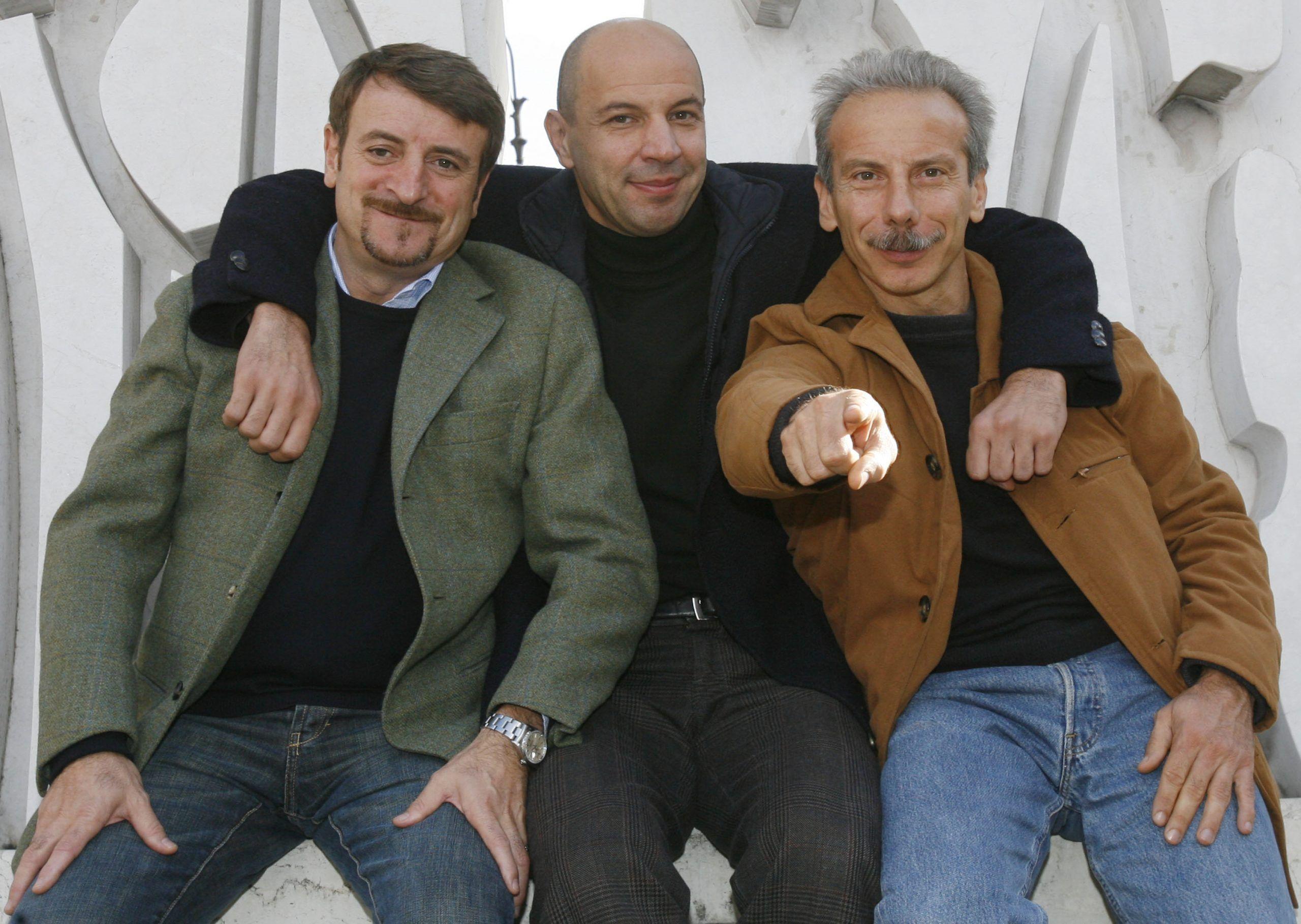 Aldo, Giovanni e Giacomo smentiscono la separazione