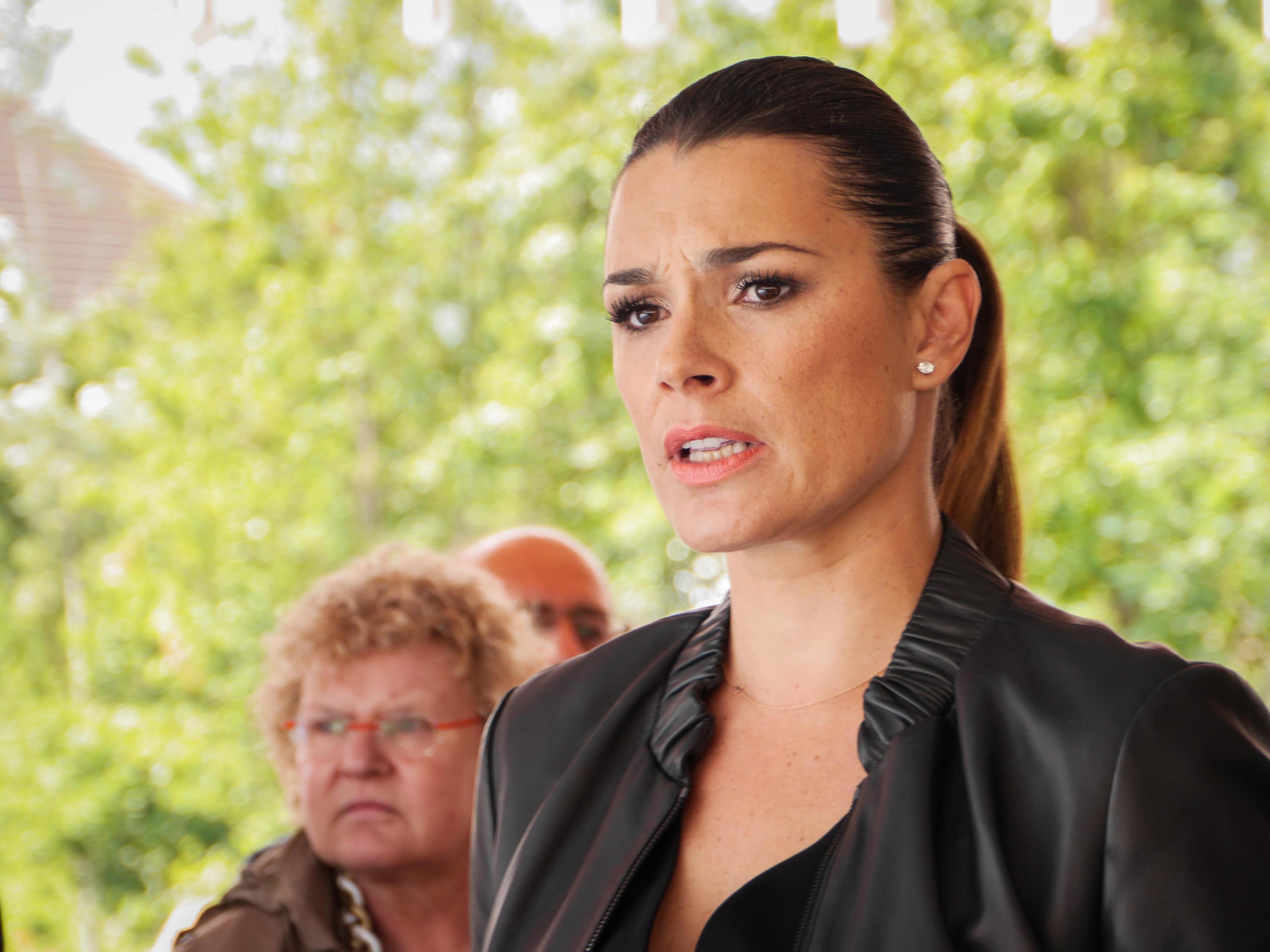Alena Seredova: 'Flavio Briatore? Non voglio mettermi al suo livello'
