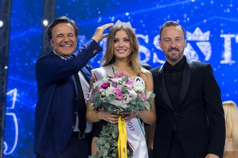 Miss Italia 2017 è Alice Rachele Arlanch: la vincitrice è originaria del Trentino Alto Adige