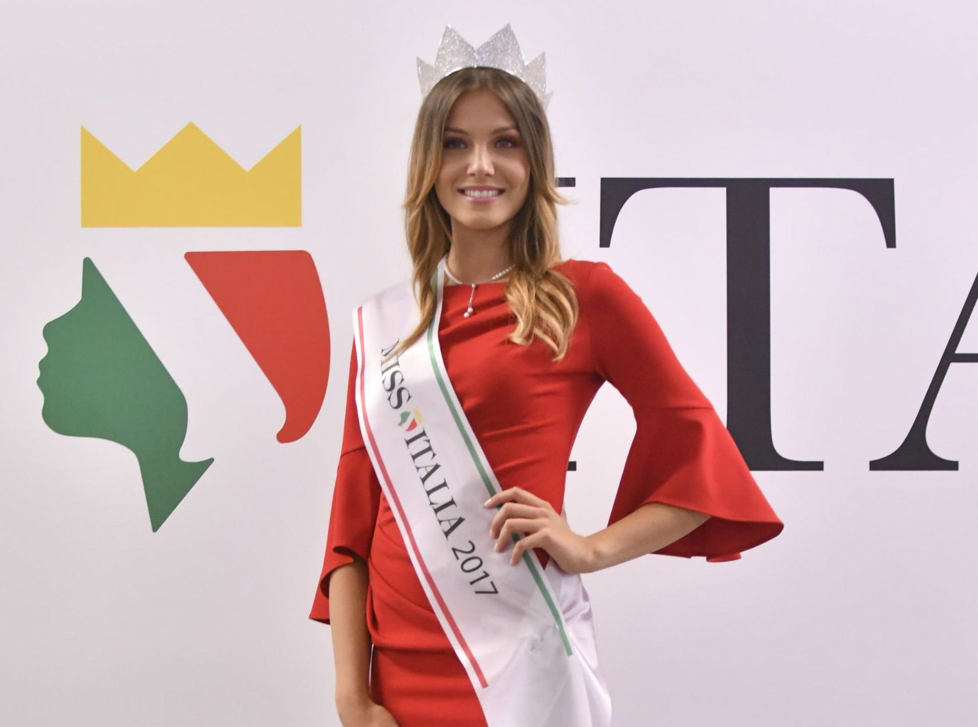Alice Rachele Arlanch Miss Italia 2017