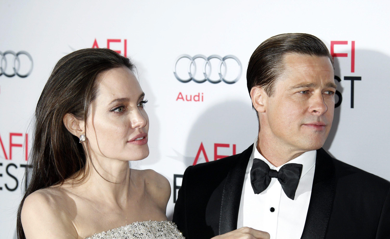 Angelina Jolie perdona Brad Pitt? 'Solo se ha imparato la lezione'