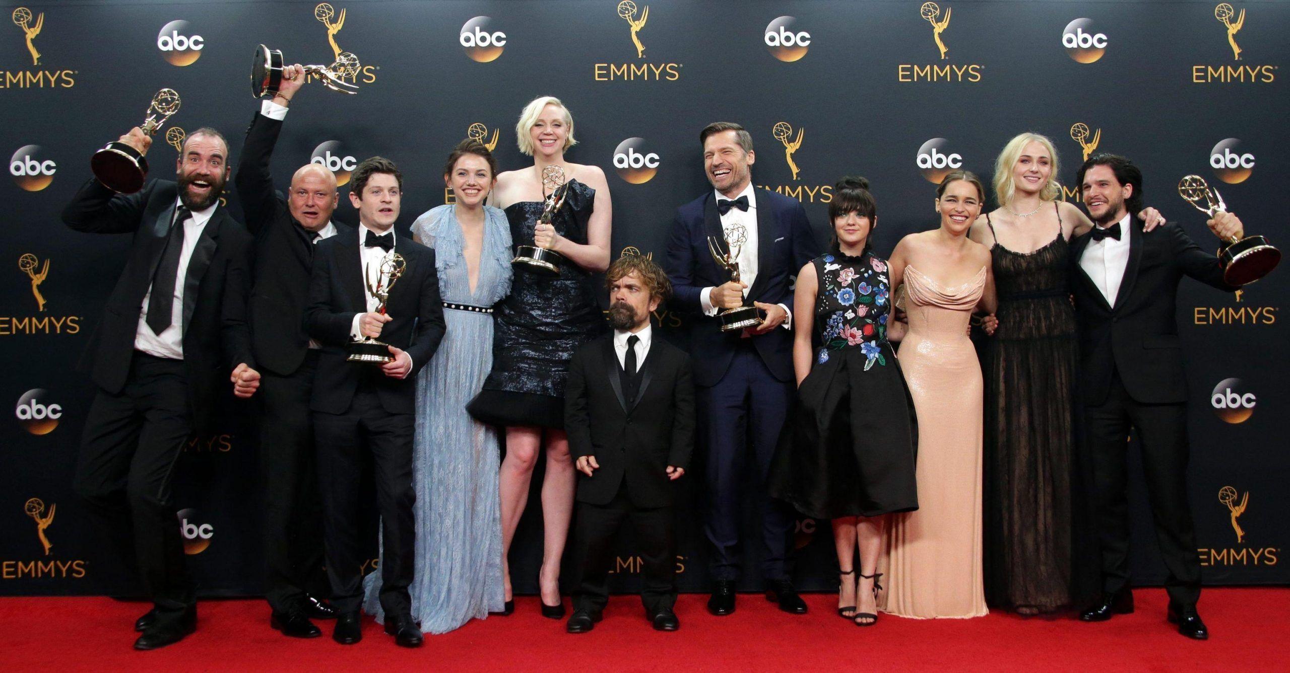 Press Room 68th Primetime Emmy Awards