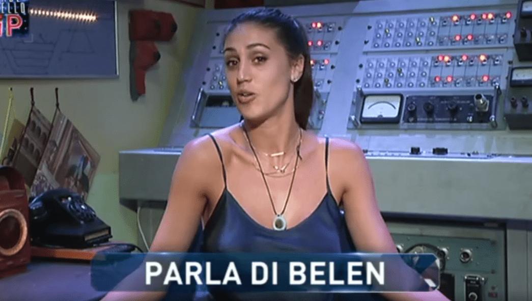 Grande Fratello VIP 2, Cecilia Rodriguez in confessionale: 'Ero gelosa di Belén'